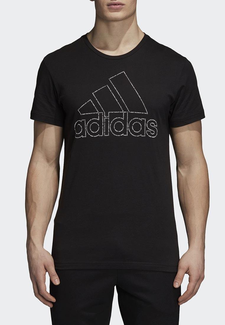 Футболка с коротким рукавом Adidas (Адидас) DI0271