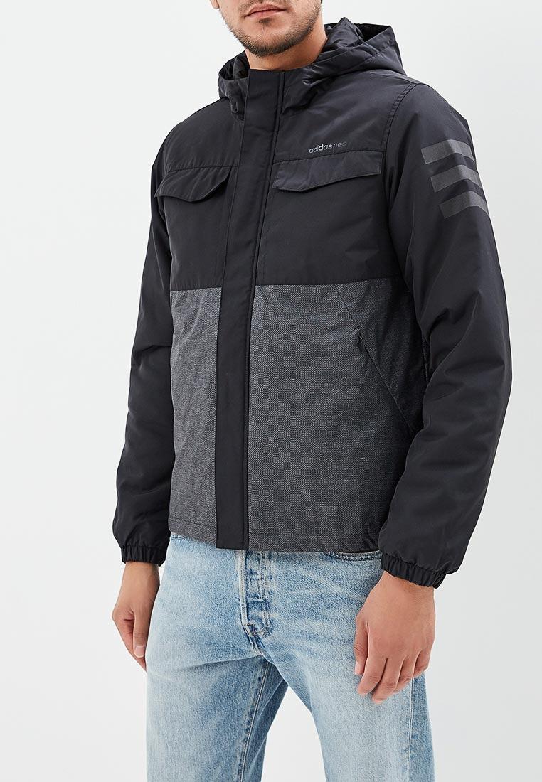Утепленная куртка Adidas (Адидас) DM2198