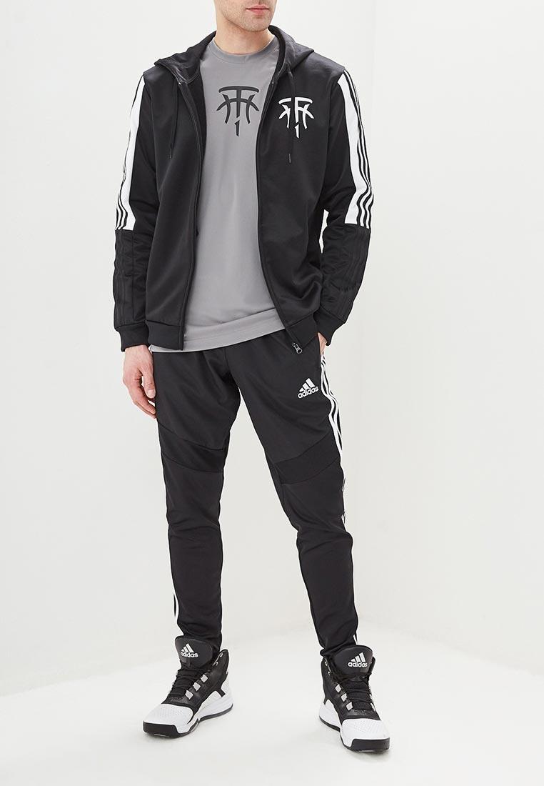 Мужские спортивные брюки Adidas (Адидас) D95959: изображение 2
