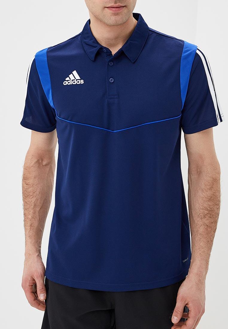 Мужские поло Adidas (Адидас) DT5410