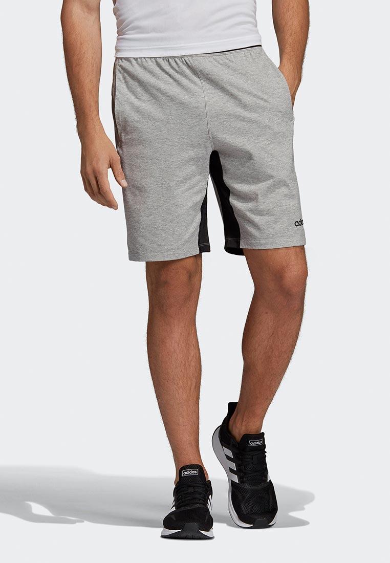 Мужские спортивные шорты Adidas (Адидас) DU1522