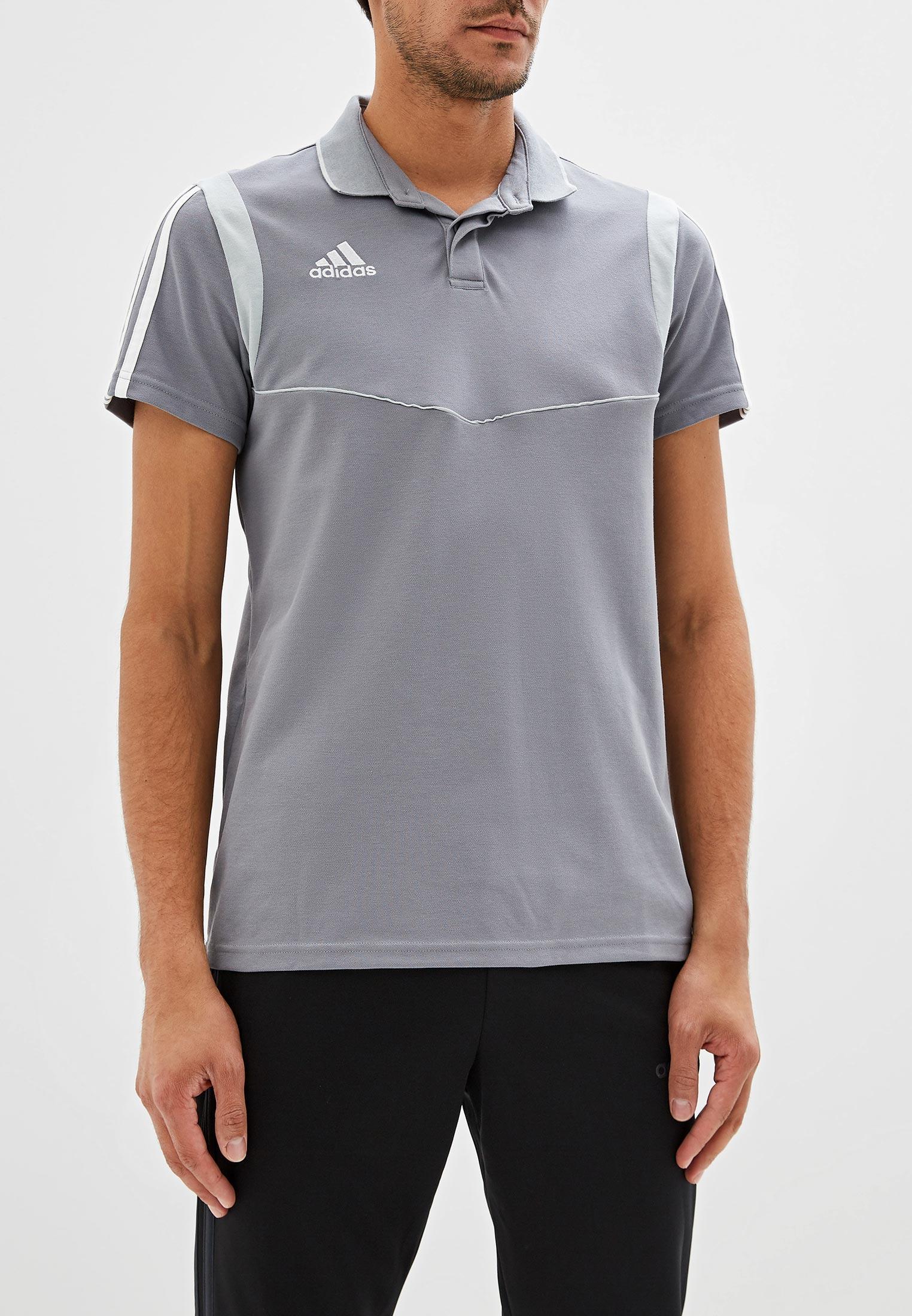 Мужские поло Adidas (Адидас) DW4736