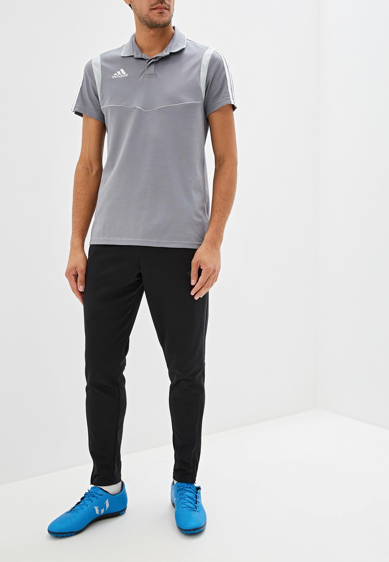 Мужские поло Adidas (Адидас) DW4736: изображение 2