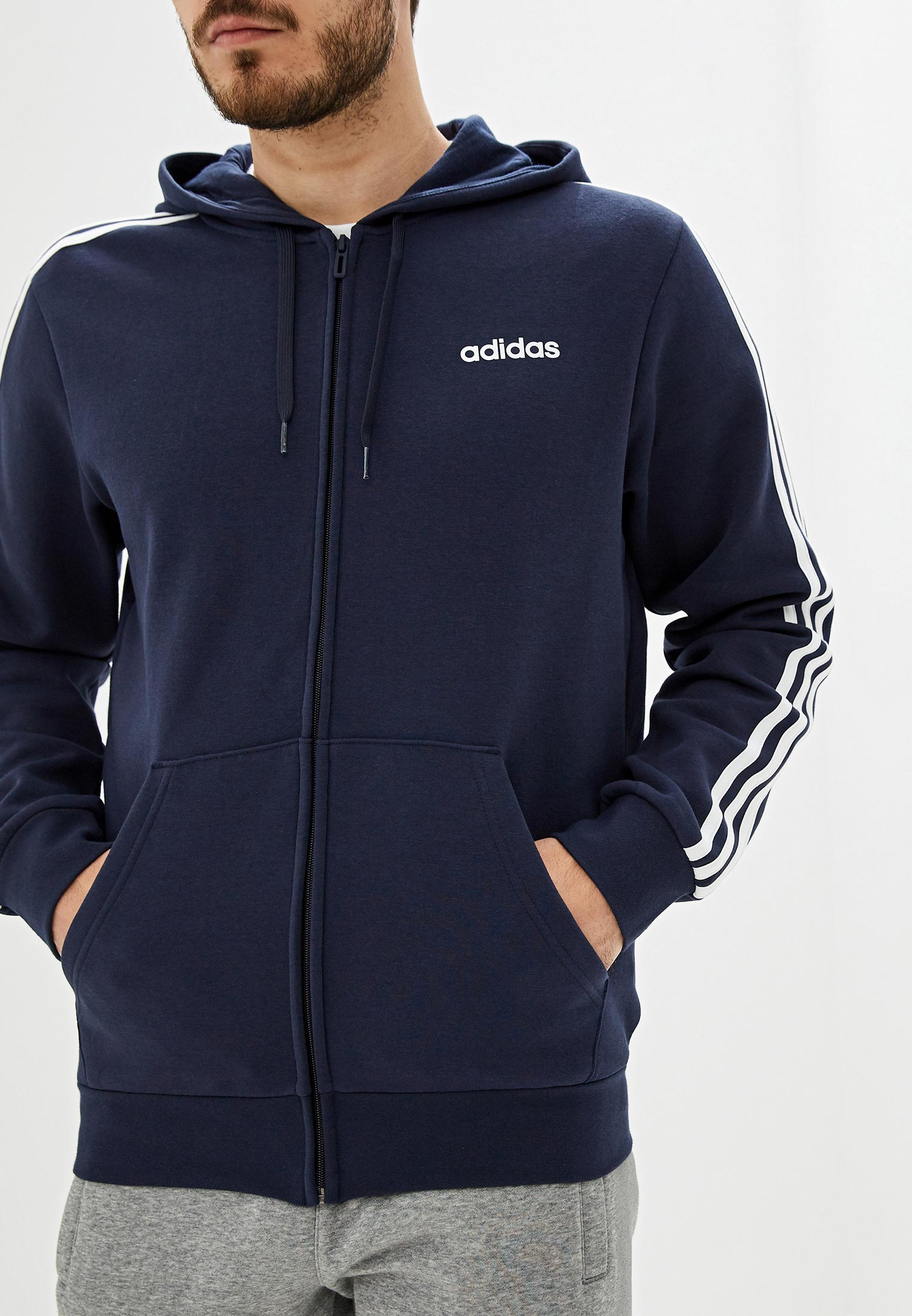 Толстовка Adidas (Адидас) DU0475