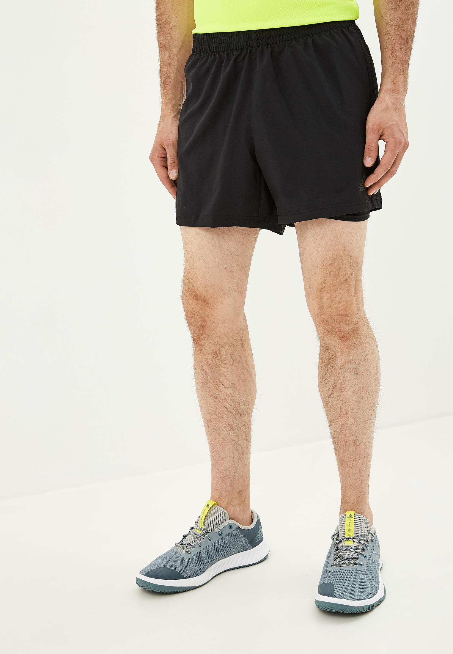Мужские спортивные шорты Adidas (Адидас) DQ2526