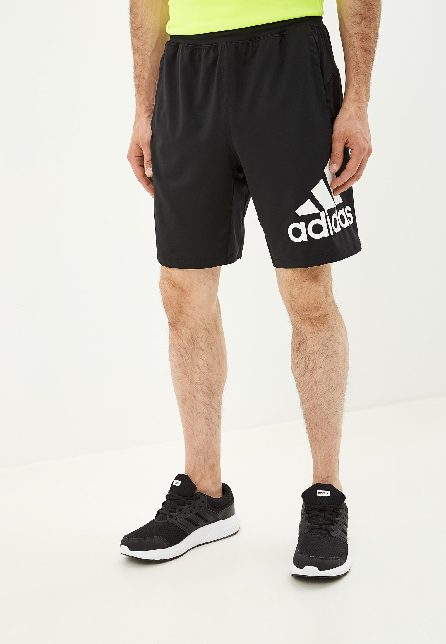 Мужские спортивные шорты Adidas (Адидас) DU1592