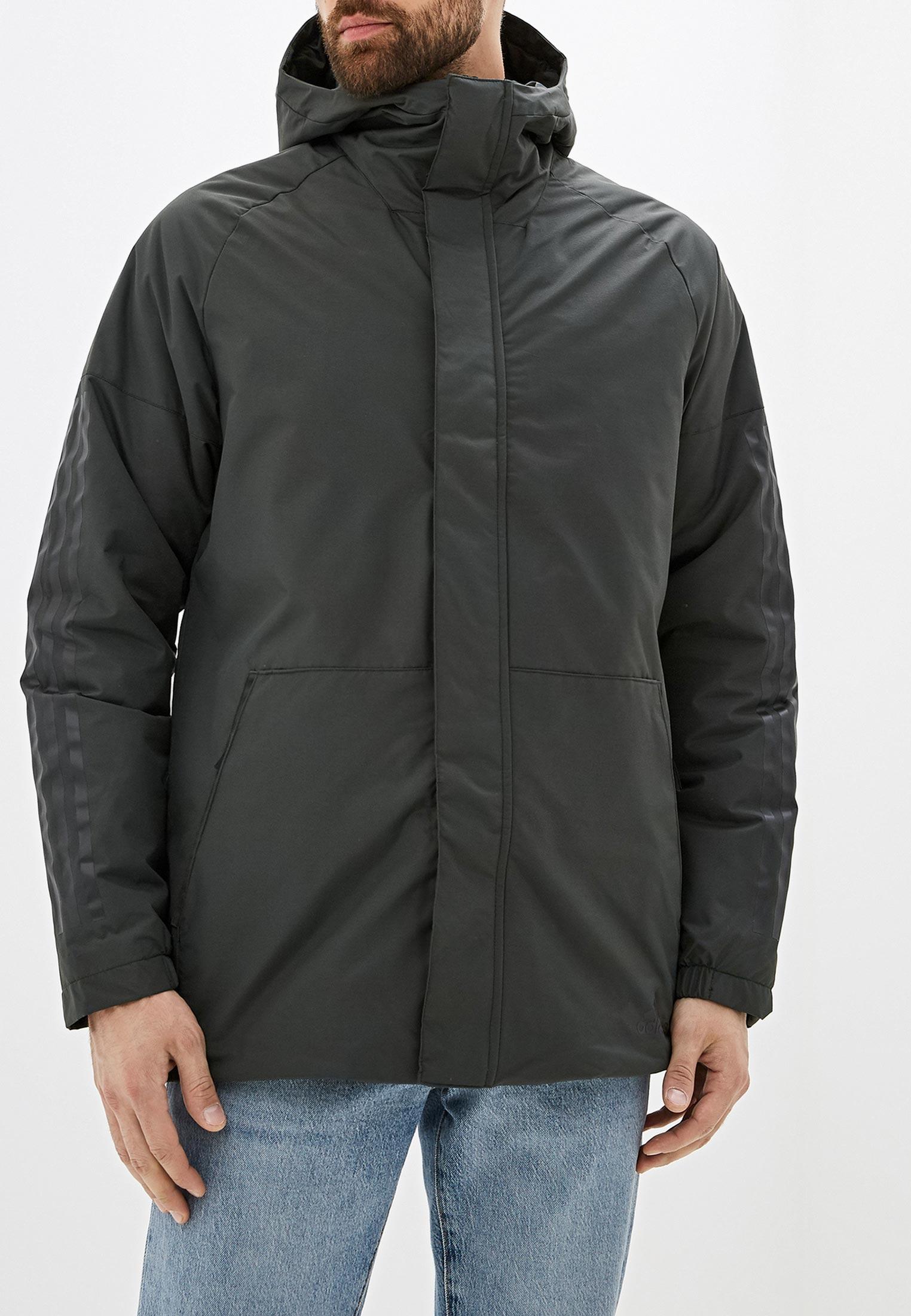 Утепленная куртка Adidas (Адидас) DZ1429