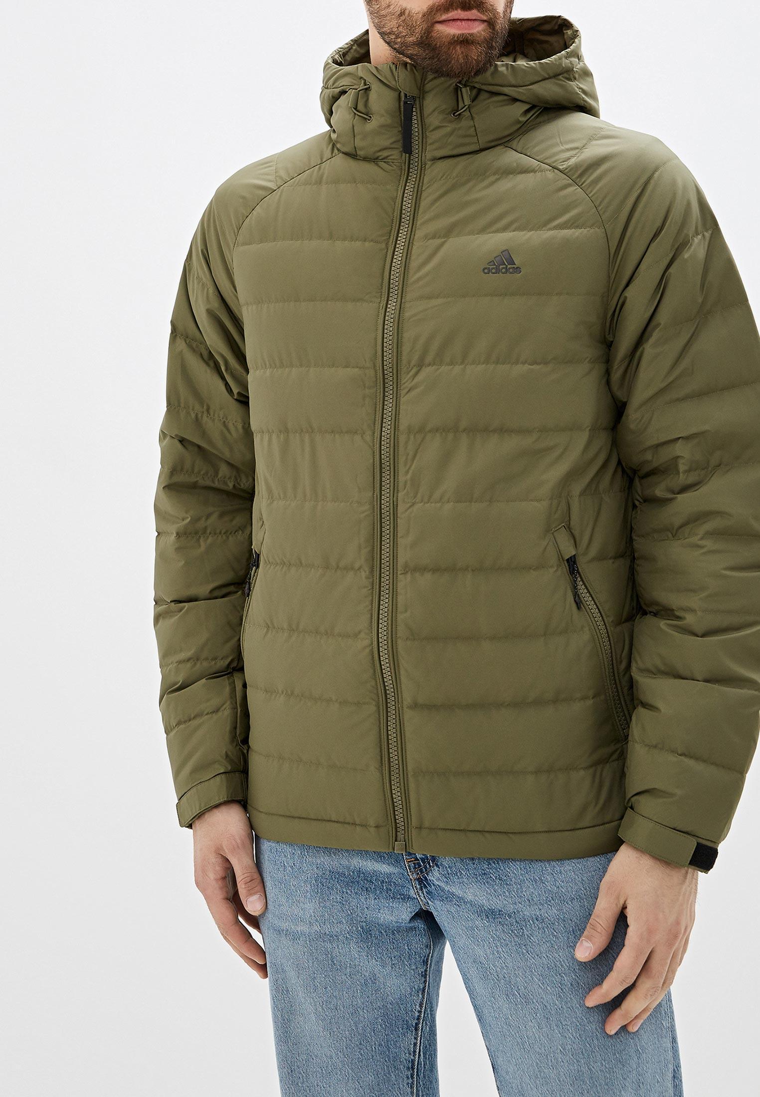 Утепленная куртка Adidas (Адидас) EH4012