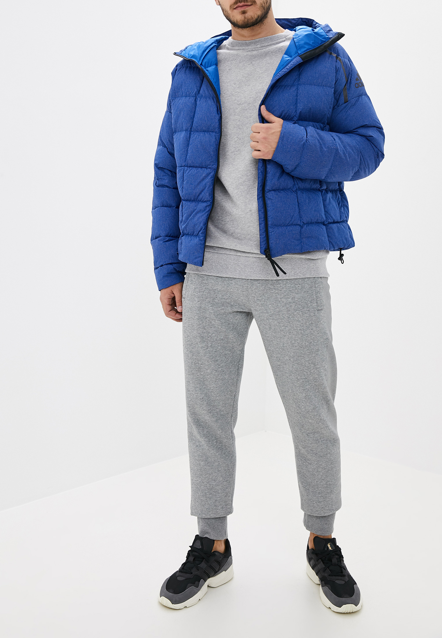 Утепленная куртка Adidas (Адидас) DZ1444: изображение 2