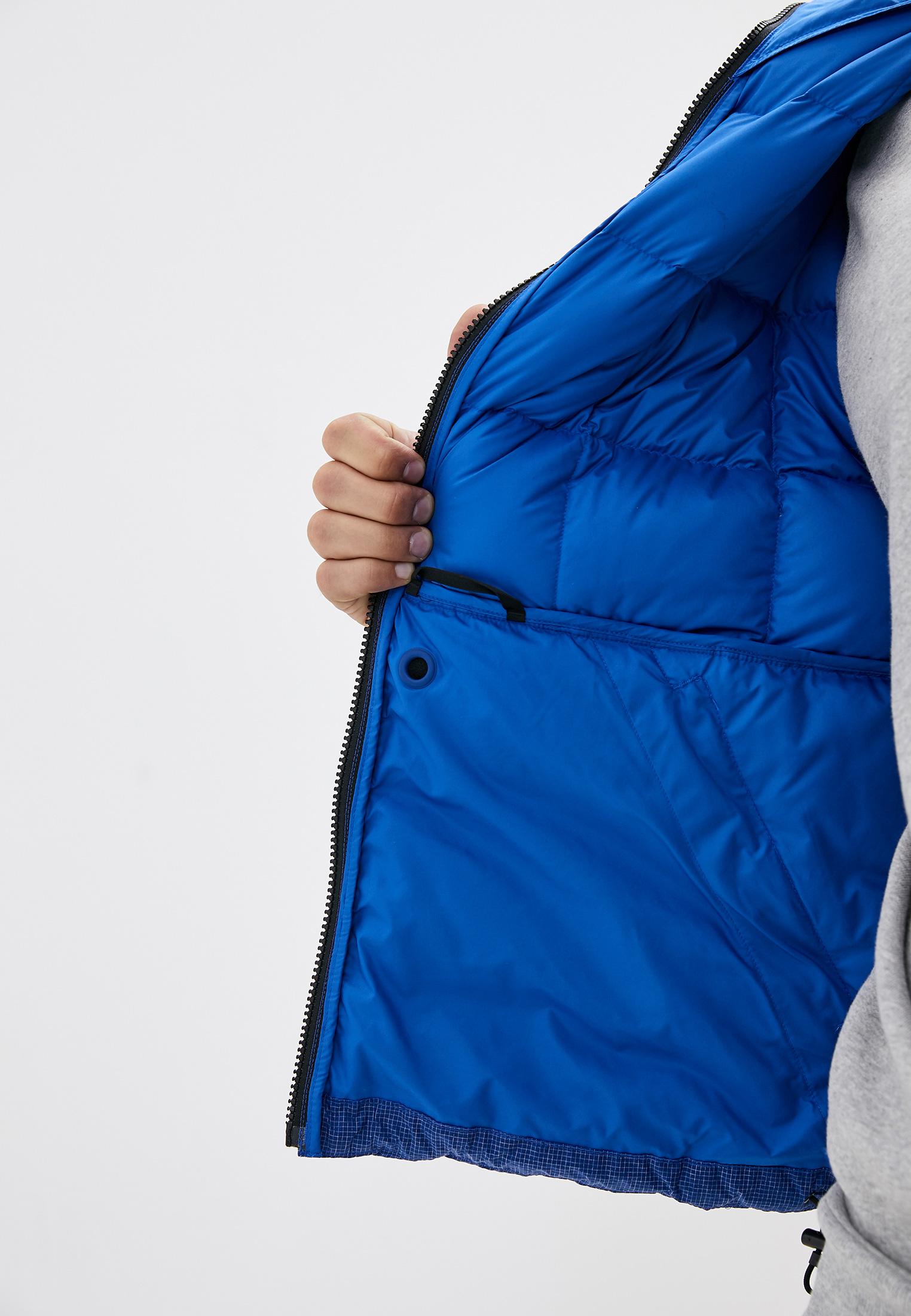 Утепленная куртка Adidas (Адидас) DZ1444: изображение 4