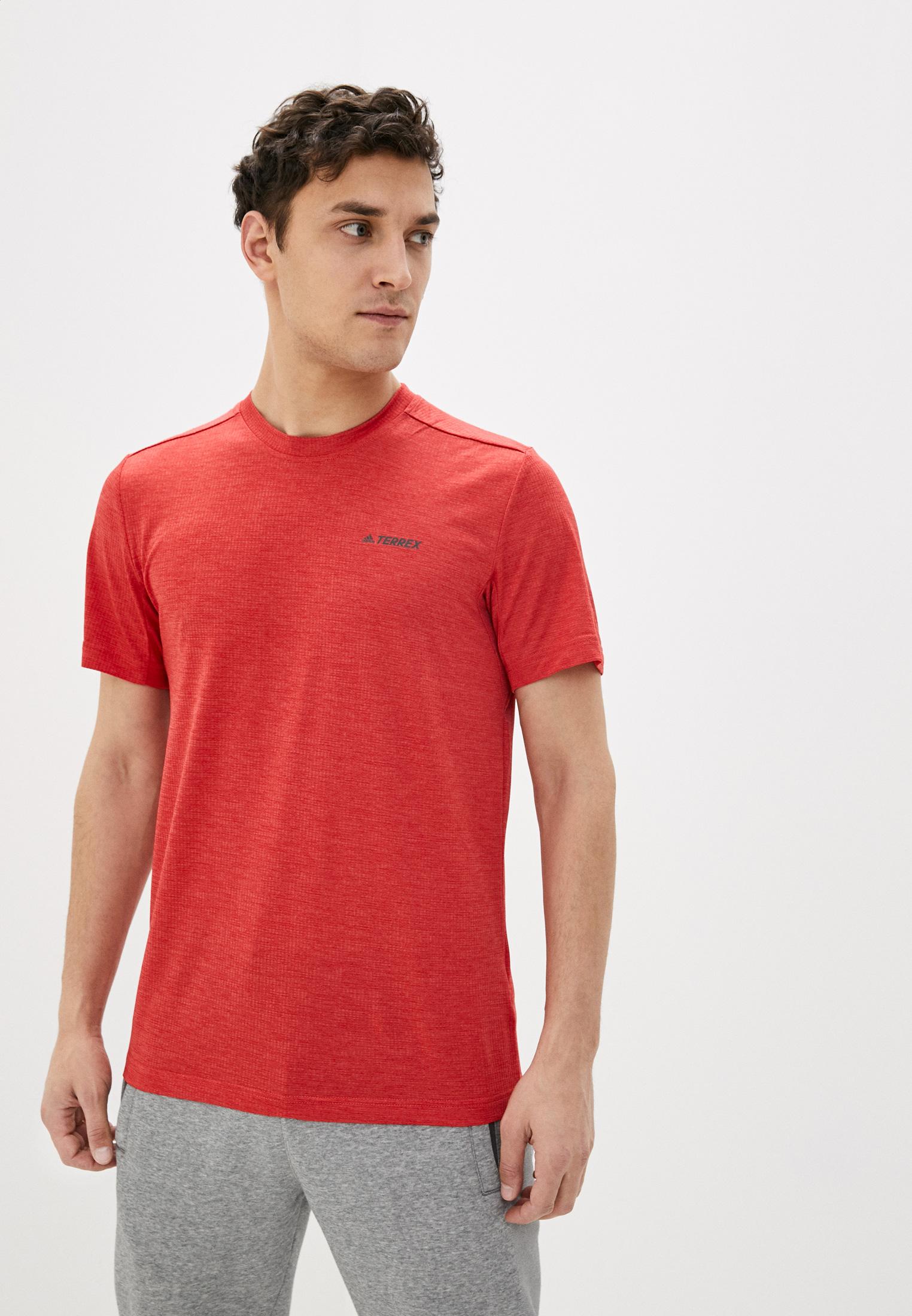 Спортивная футболка Adidas (Адидас) FJ9355