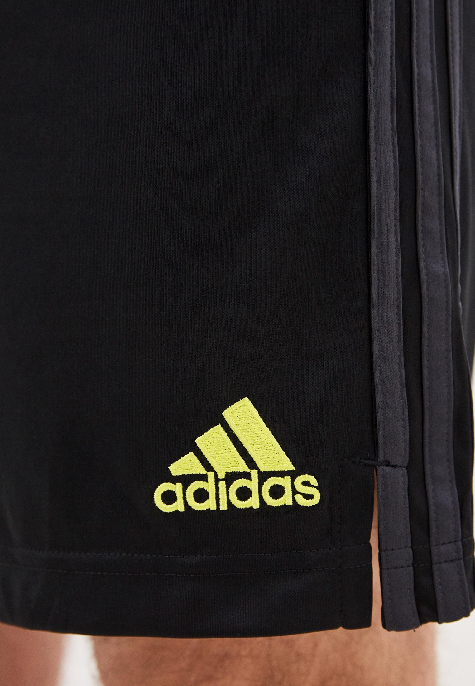 Мужские спортивные шорты Adidas (Адидас) EJ8554: изображение 4