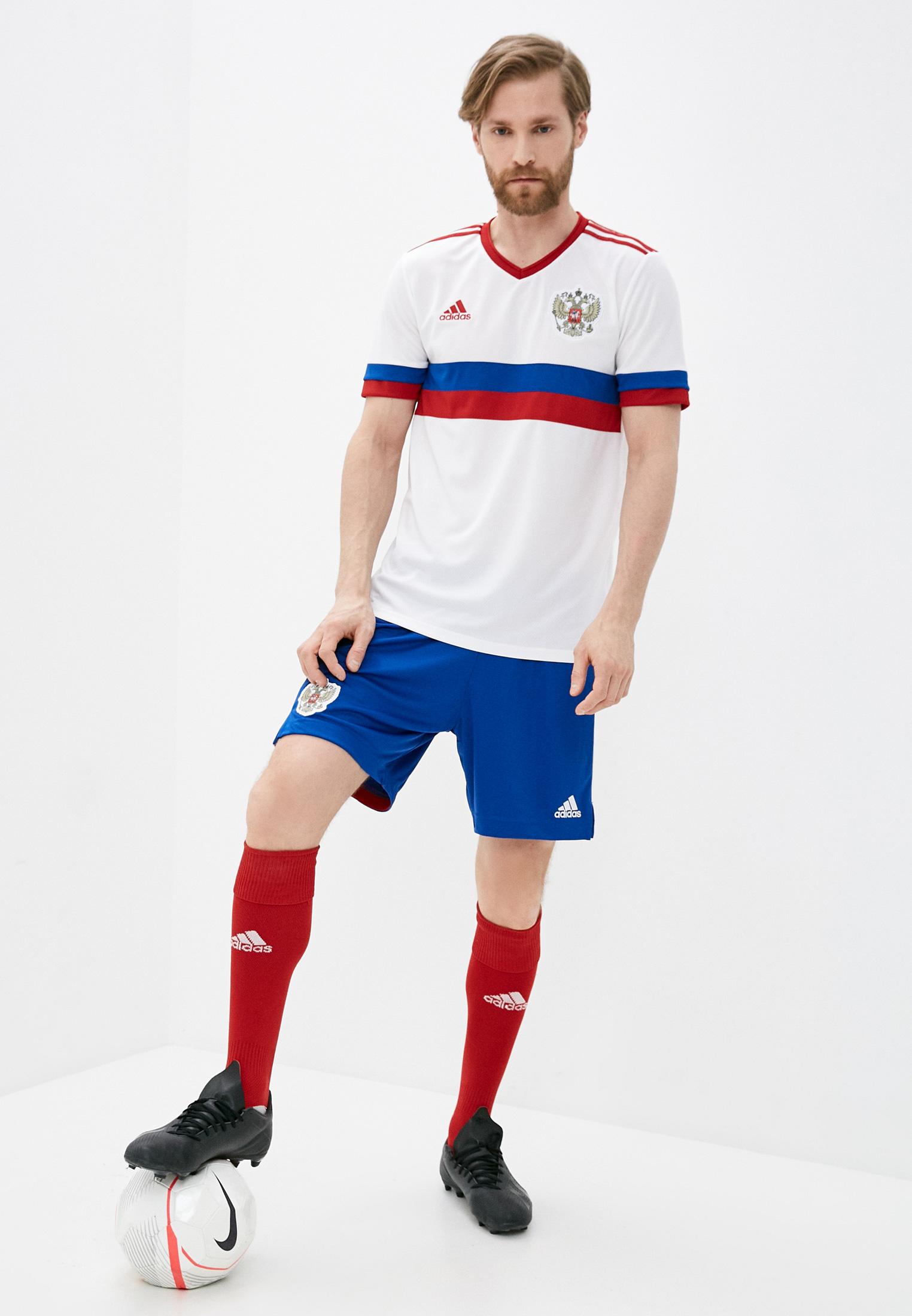 Мужские спортивные шорты Adidas (Адидас) FK4444: изображение 2