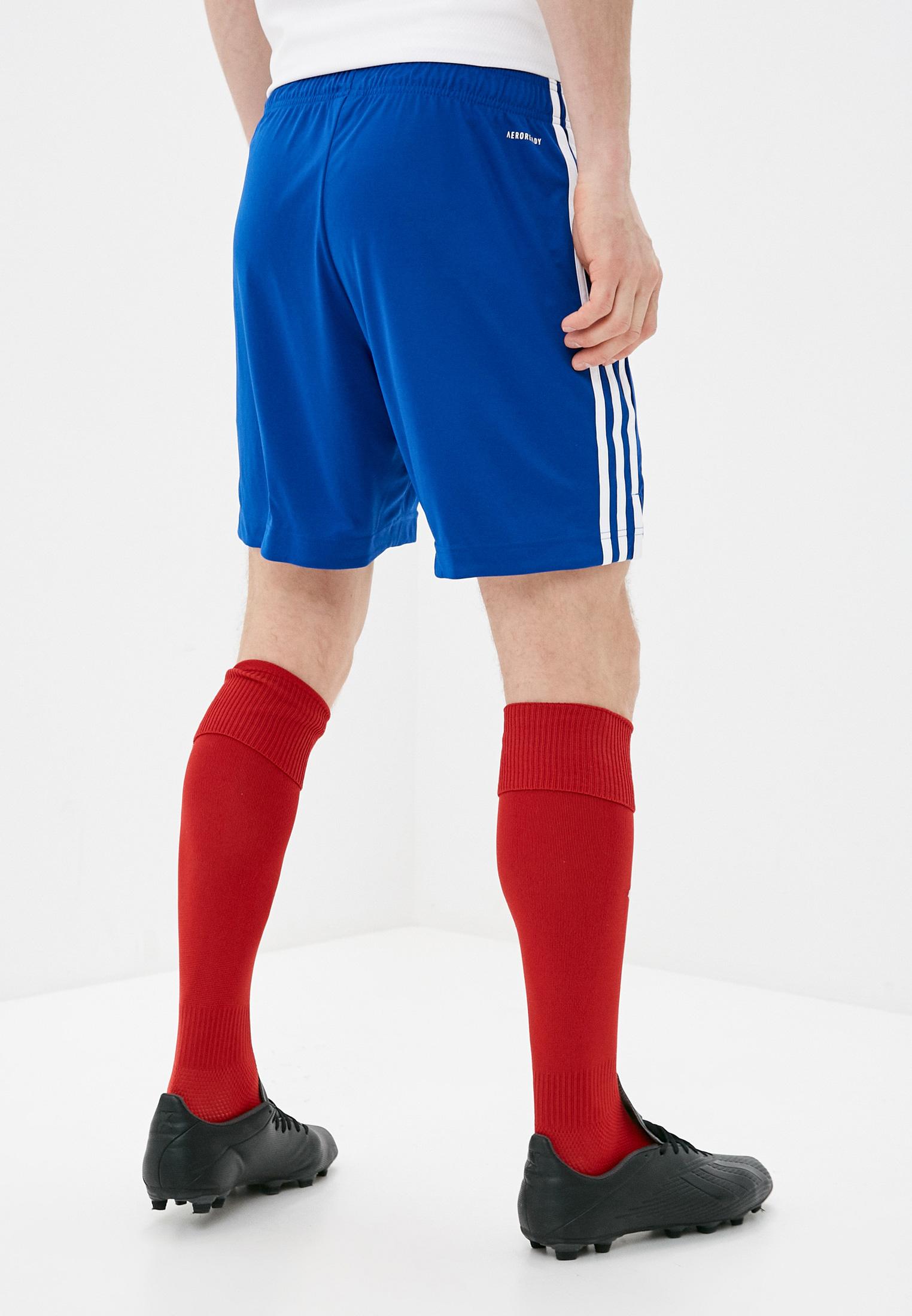 Мужские спортивные шорты Adidas (Адидас) FK4444: изображение 3