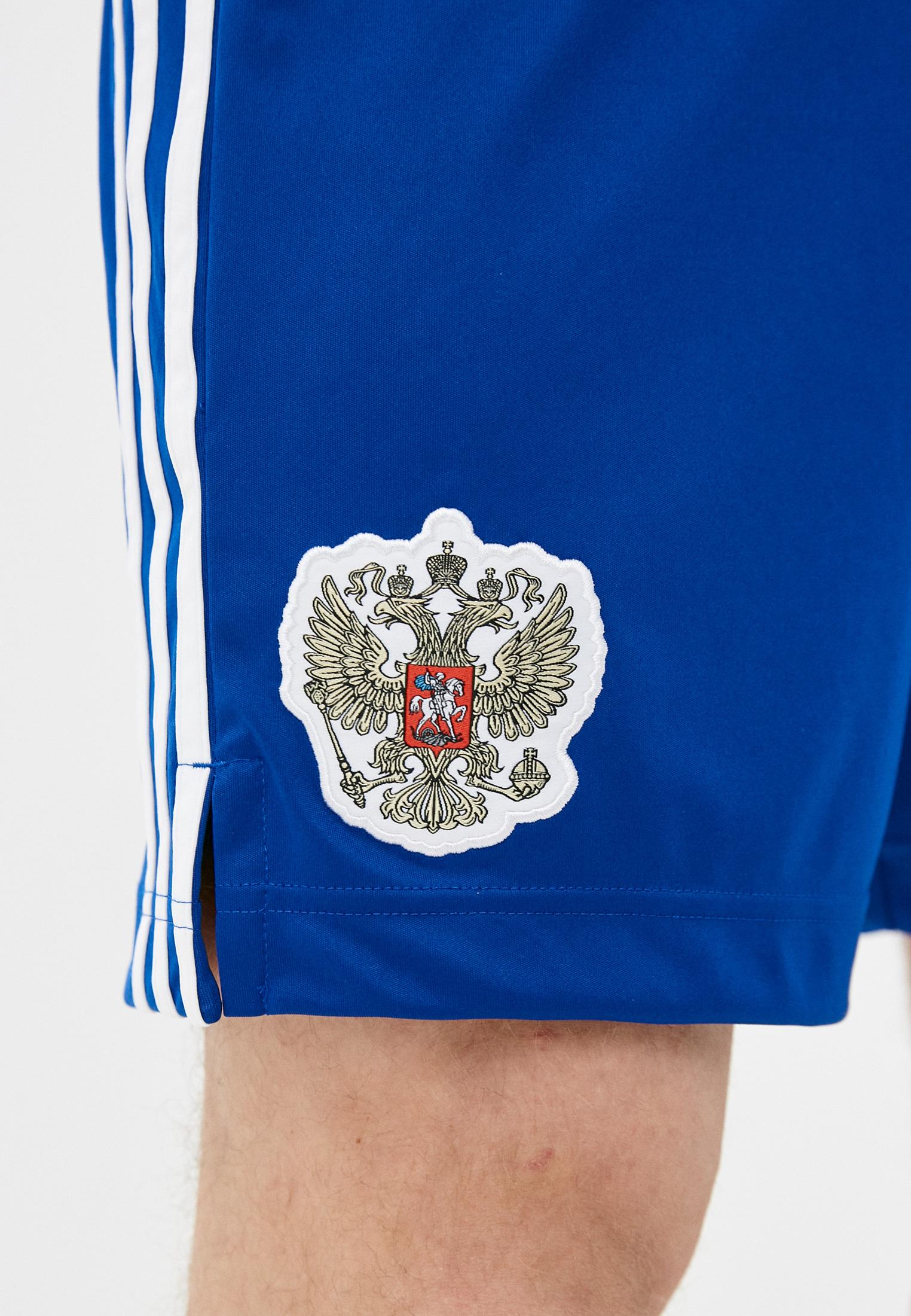 Мужские спортивные шорты Adidas (Адидас) FK4444: изображение 4