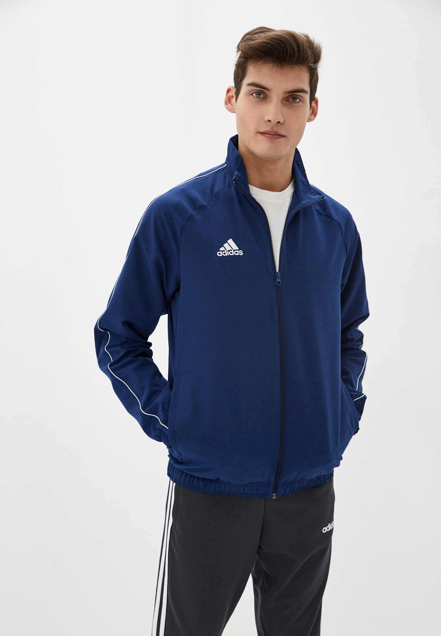 Impuestos Momento algun lado  Мужская верхняя одежда Adidas (Адидас) CV3684 купить