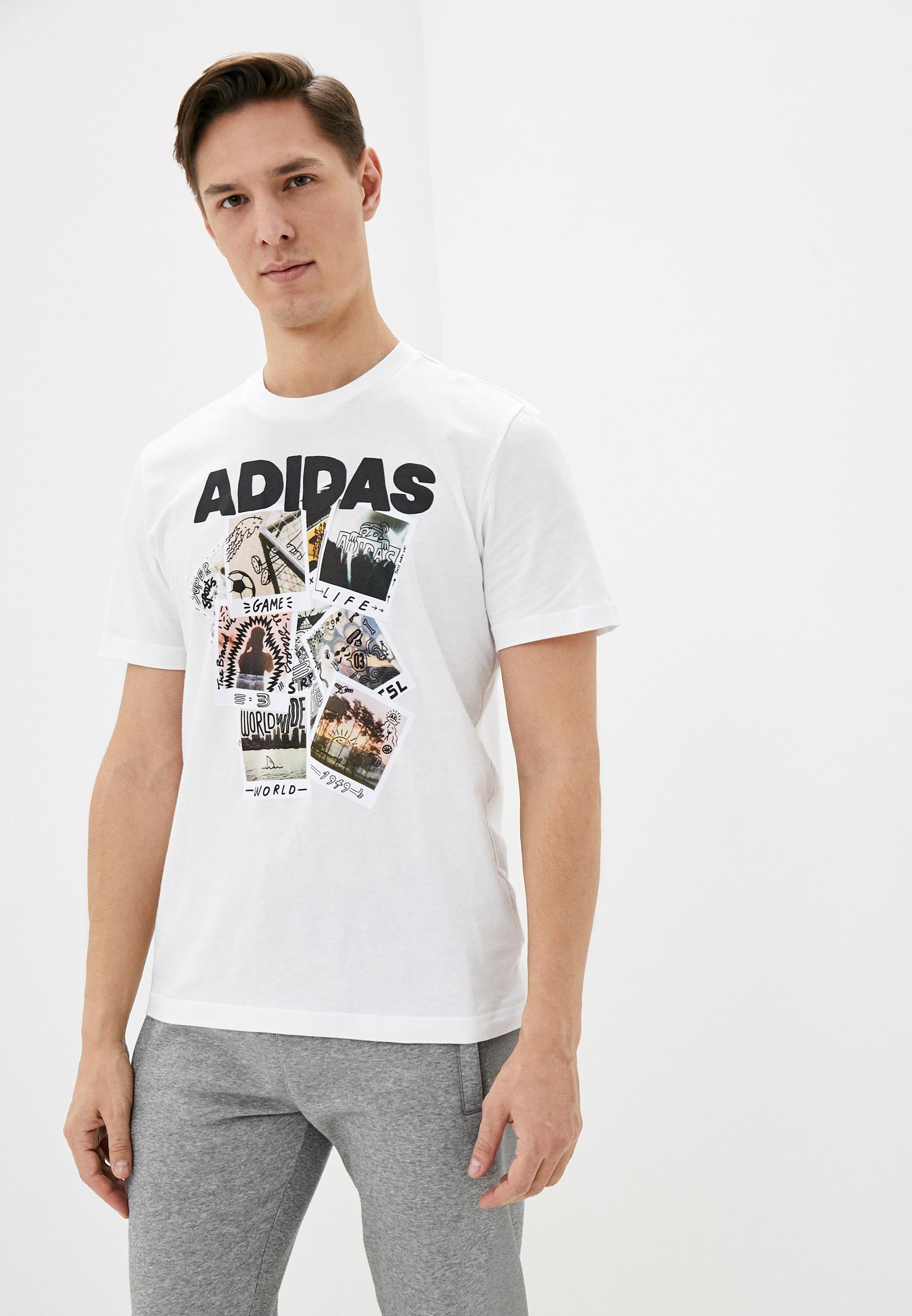 Футболка Adidas (Адидас) FN1715