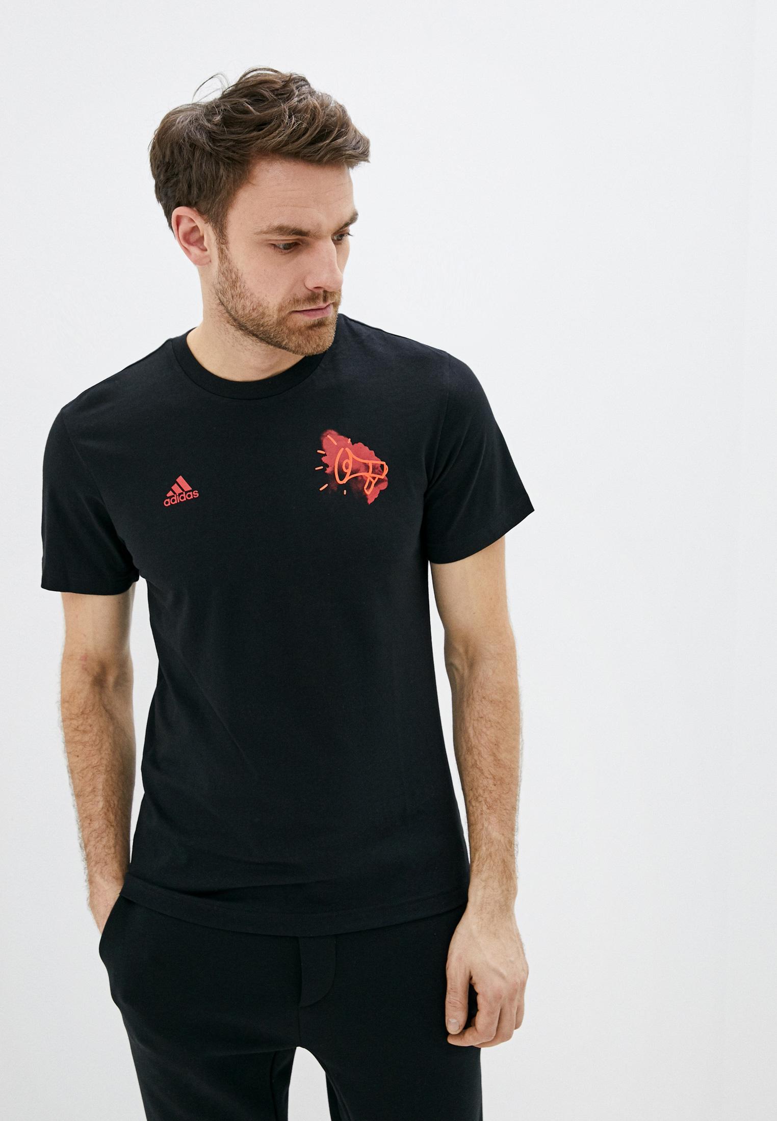Спортивная футболка Adidas (Адидас) FJ4585