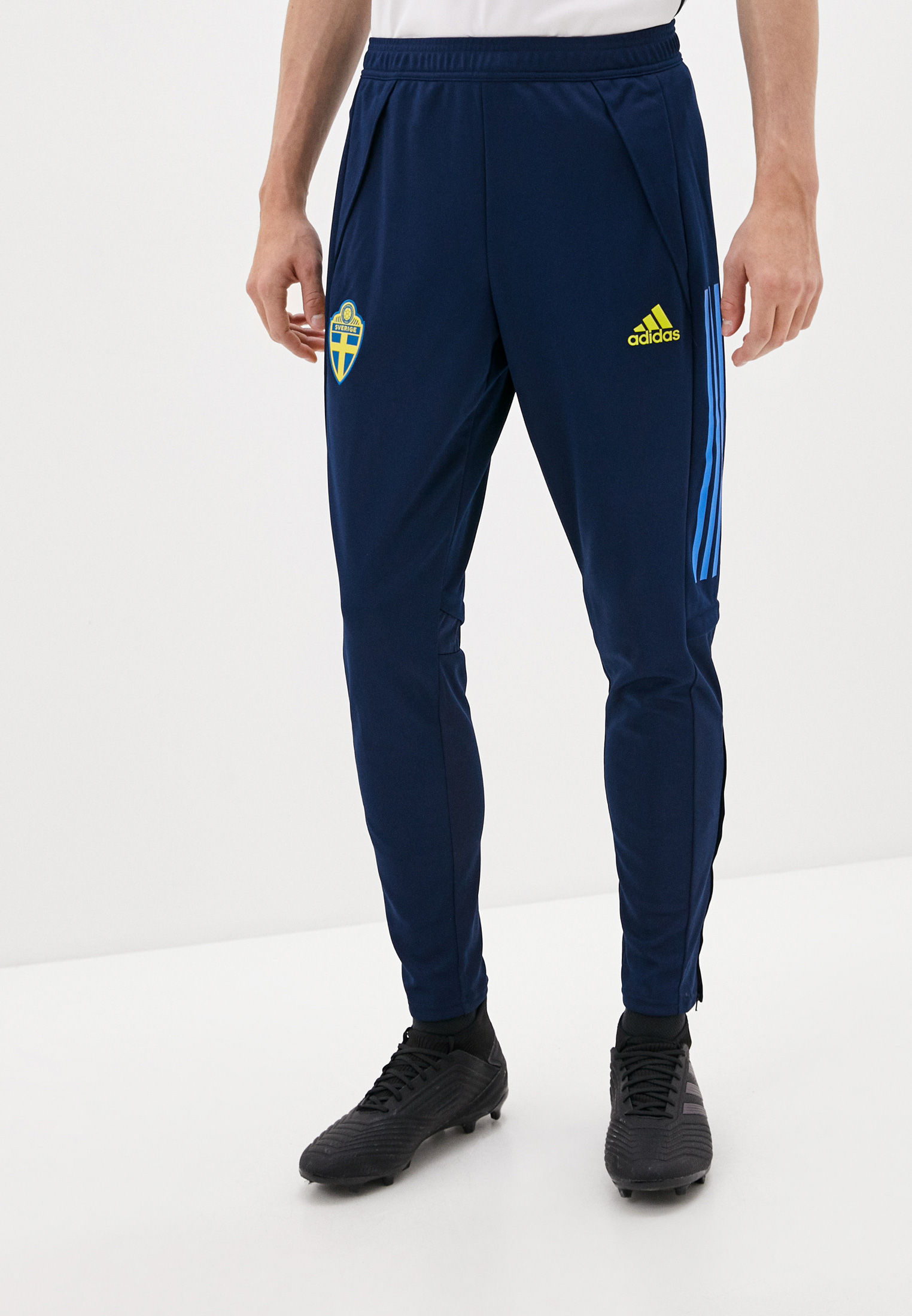 Мужские спортивные брюки Adidas (Адидас) FH7623: изображение 1