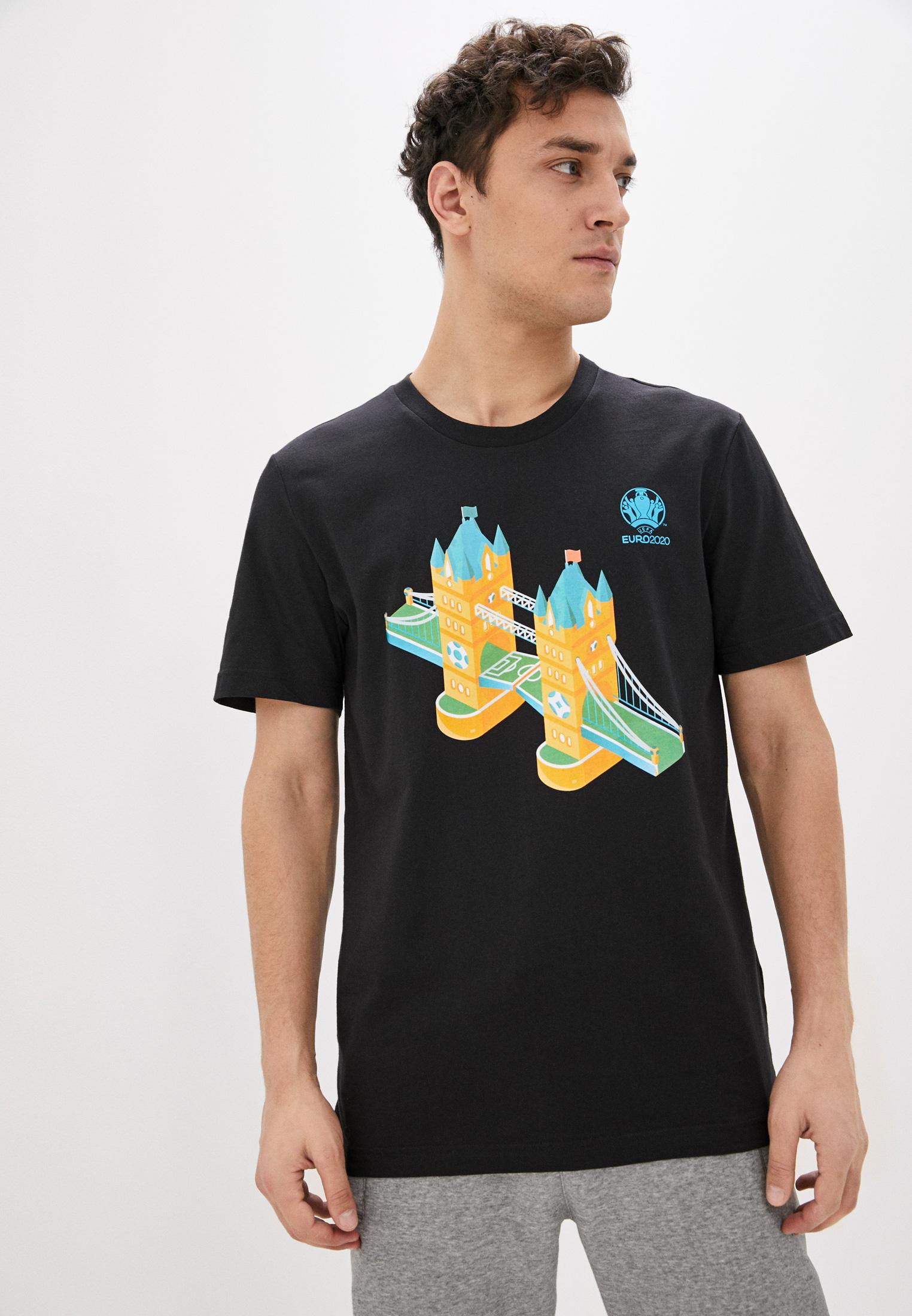 Спортивная футболка Adidas (Адидас) FM3721