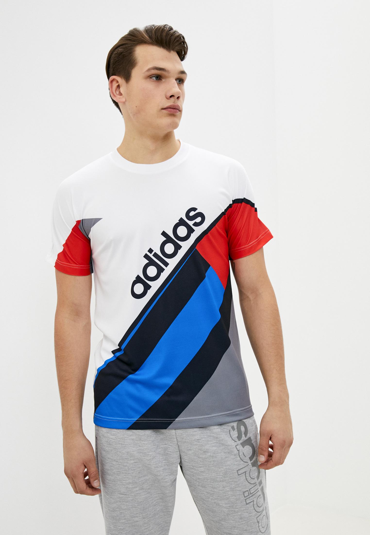 Спортивная футболка Adidas (Адидас) FM6042
