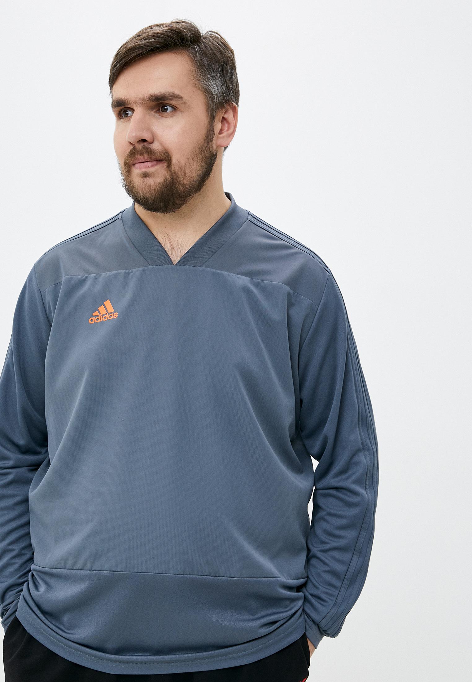 Спортивная футболка Adidas (Адидас) CF4382: изображение 2