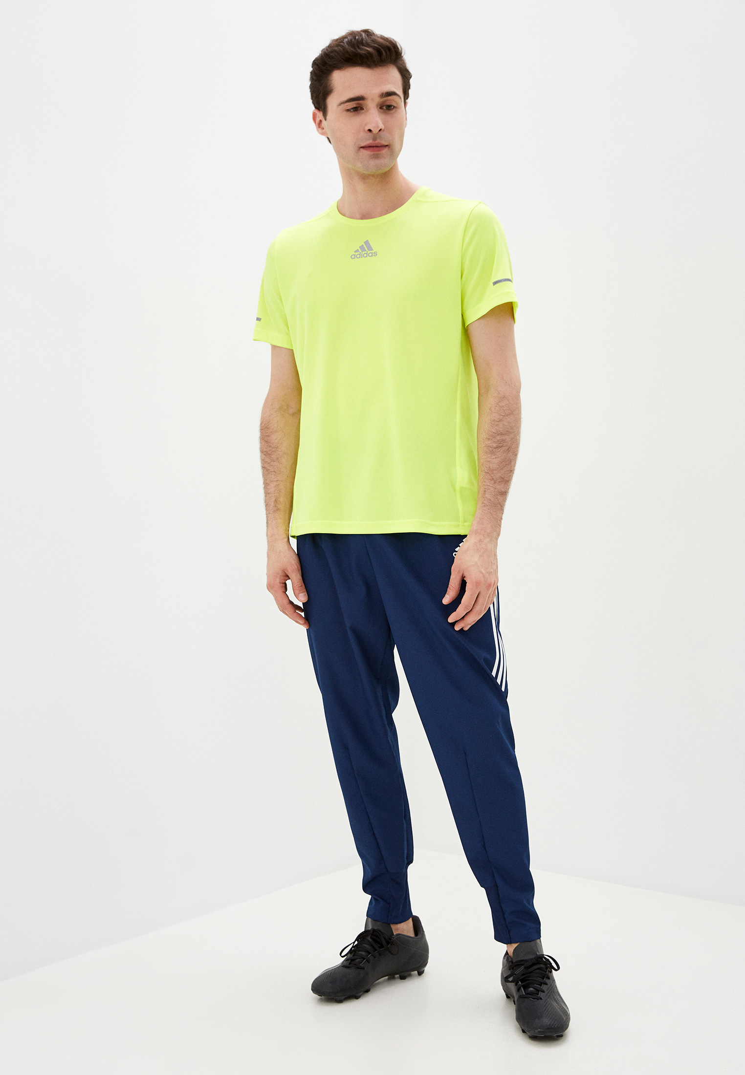 Мужские спортивные брюки Adidas (Адидас) ED9238: изображение 2