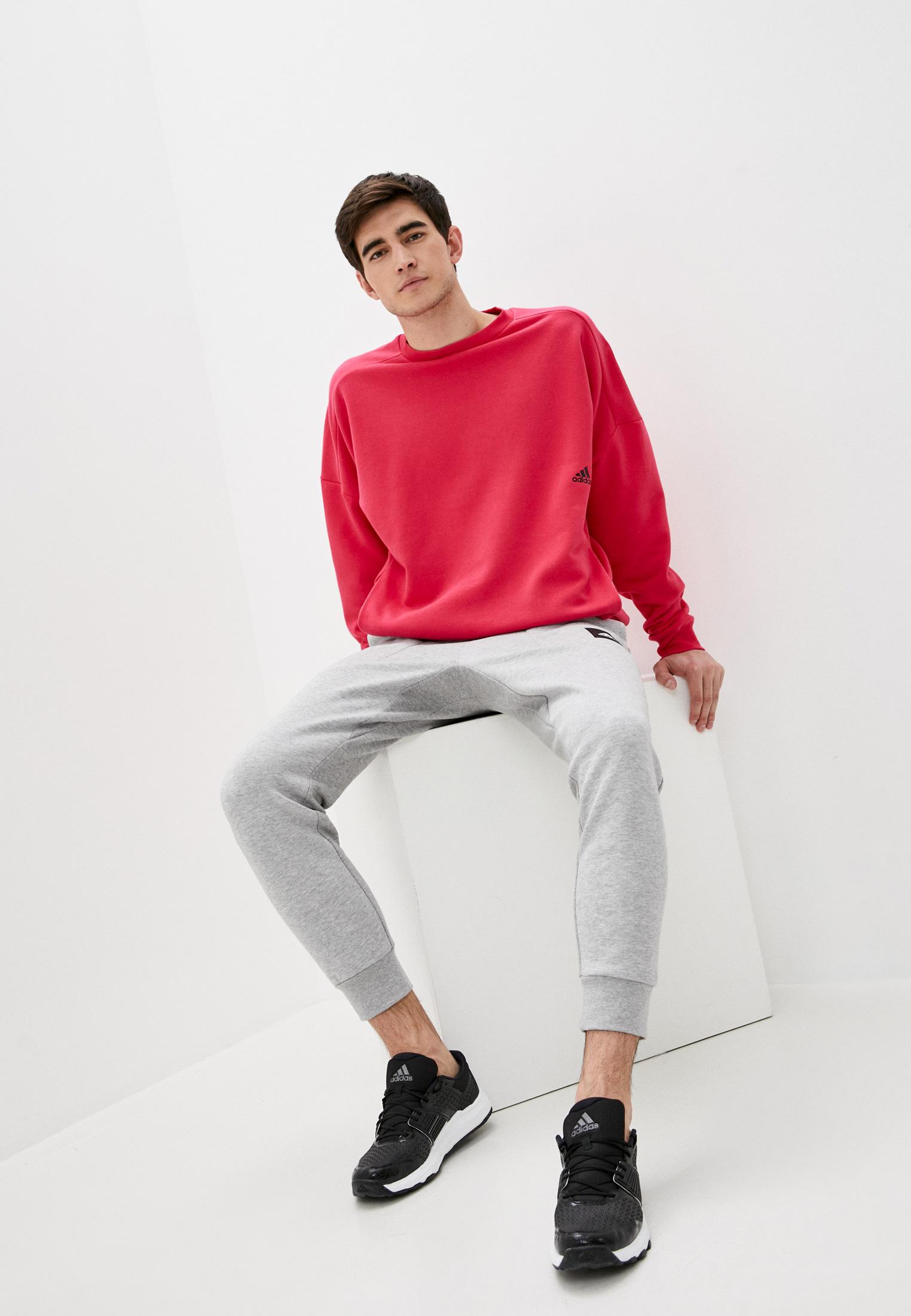 Мужские спортивные брюки Adidas (Адидас) FU0046: изображение 2