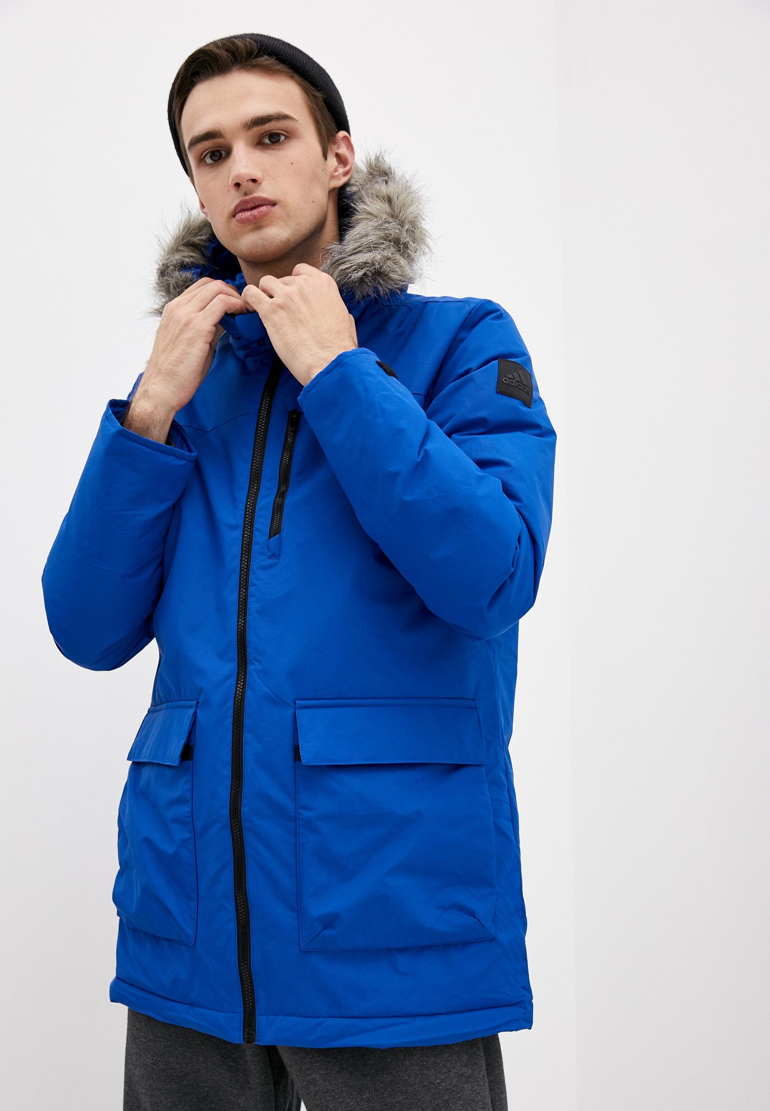 Утепленная куртка Adidas (Адидас) GE5807