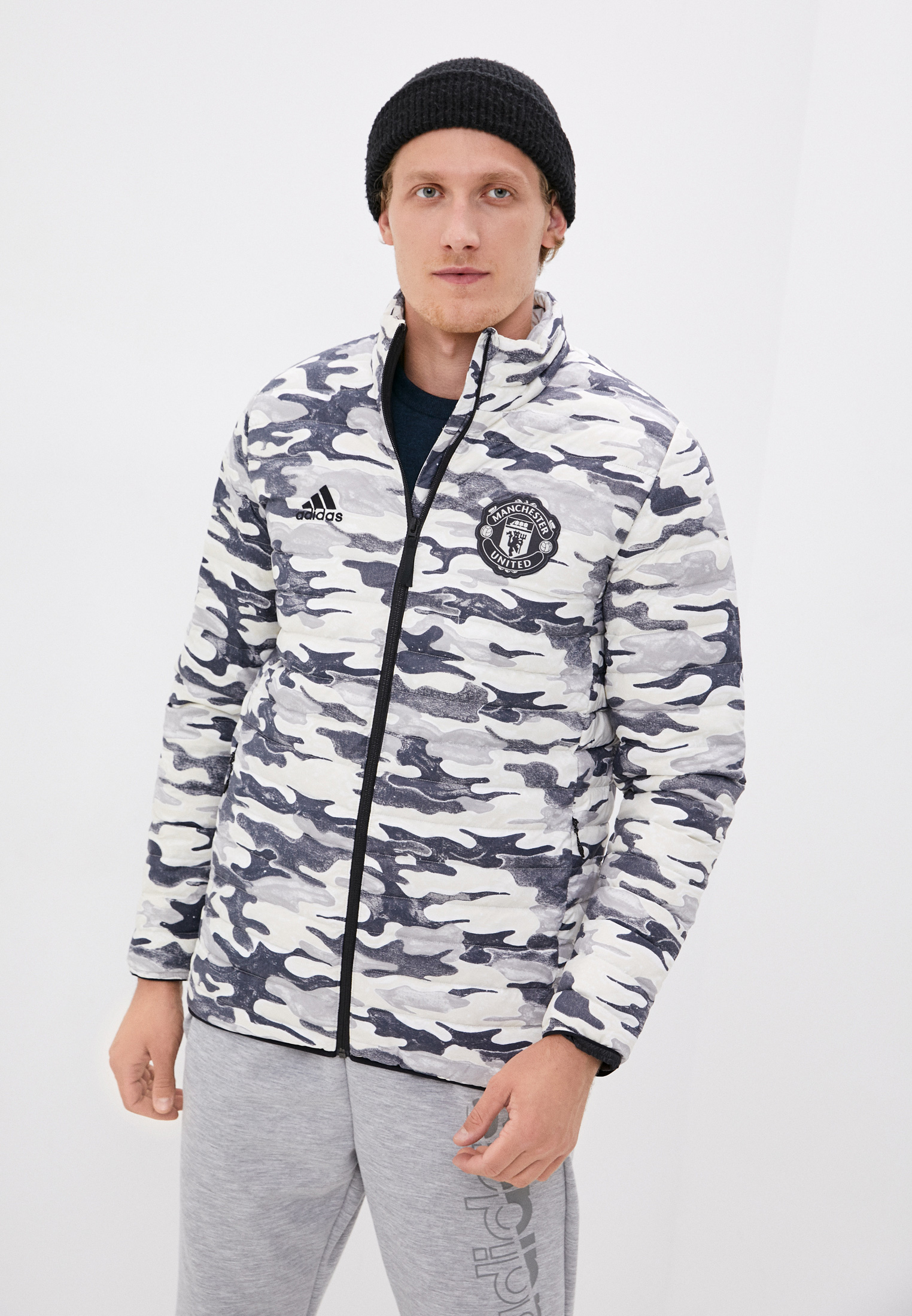 Утепленная куртка Adidas (Адидас) FR3866