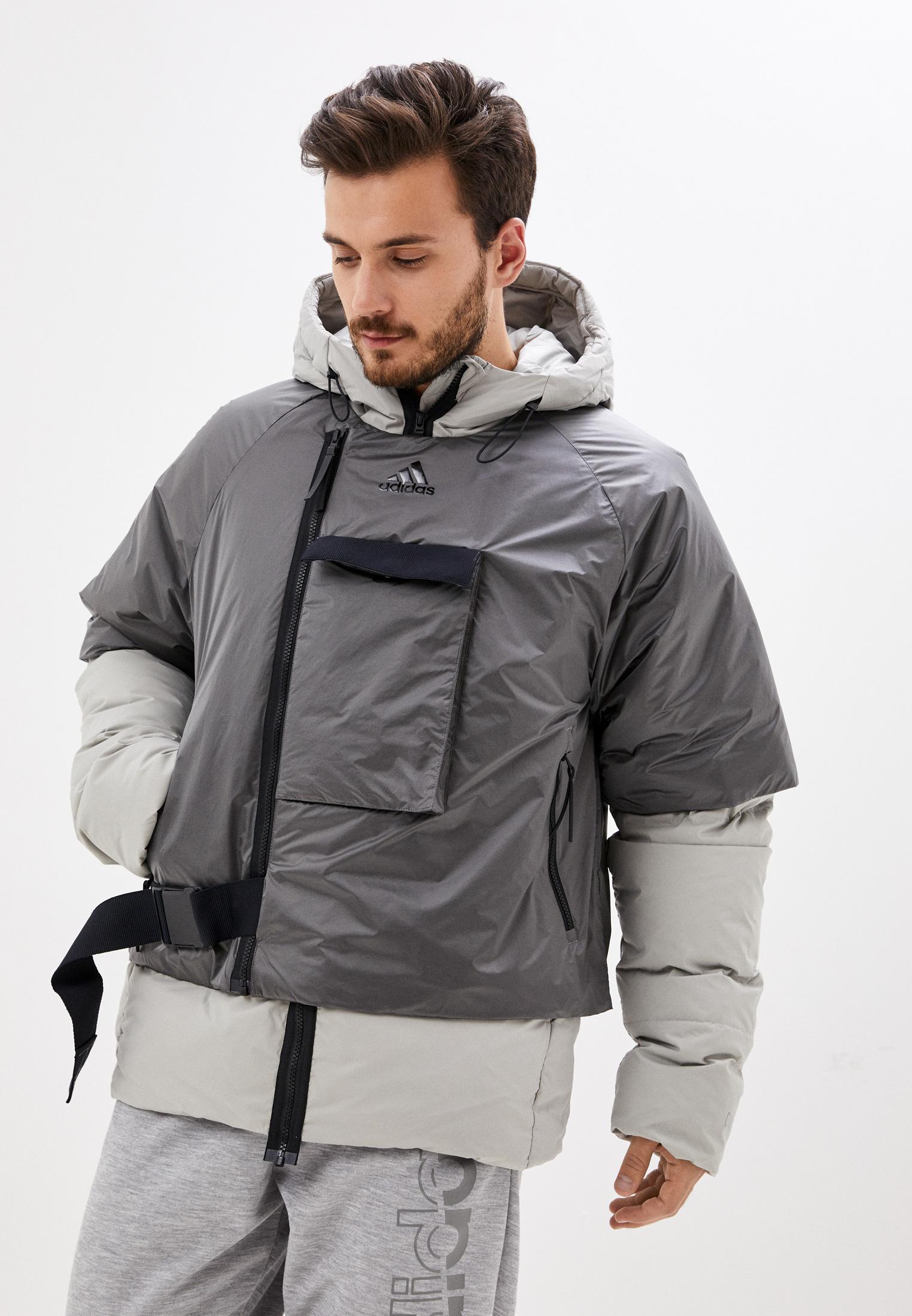 Утепленная куртка Adidas (Адидас) FT2420