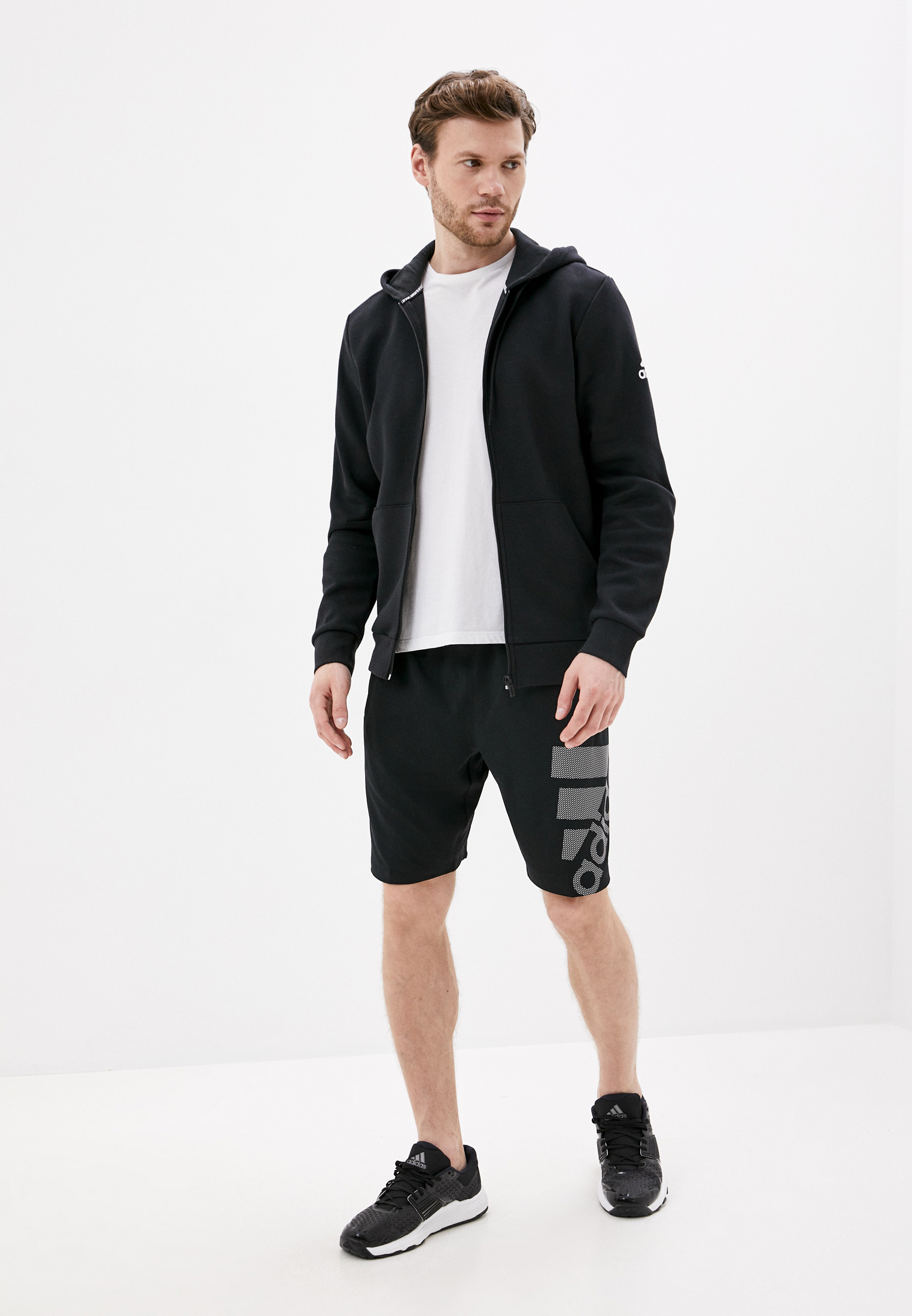 Мужские спортивные шорты Adidas (Адидас) DU0934: изображение 2