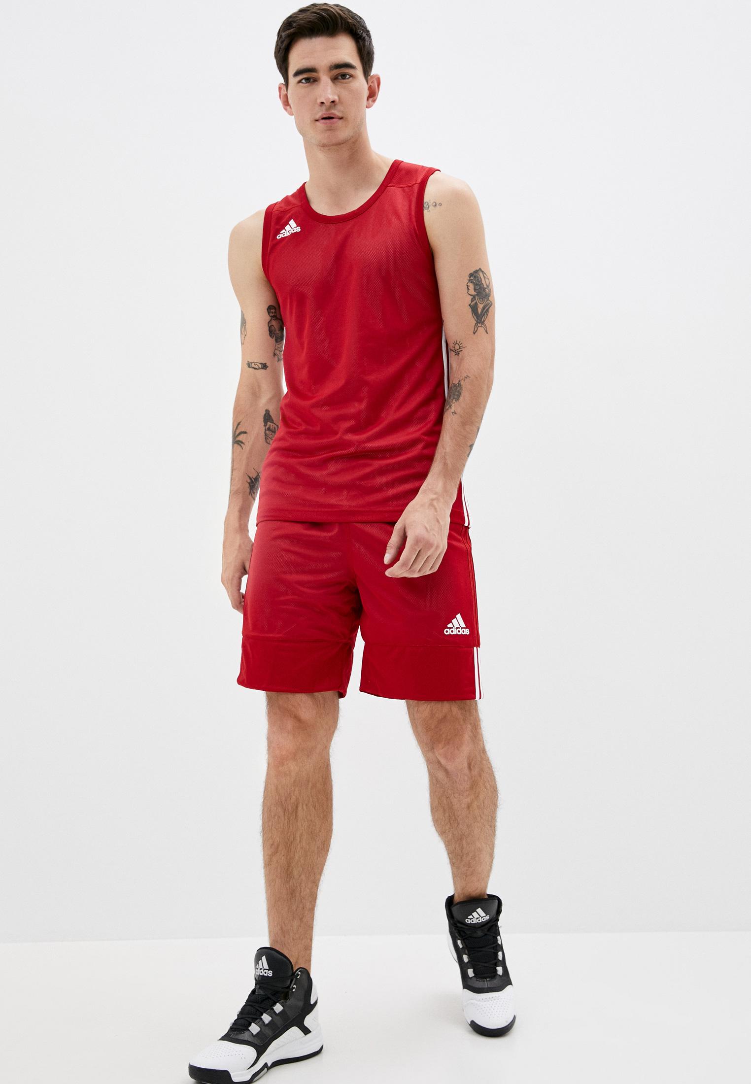Мужские спортивные шорты Adidas (Адидас) DY6603: изображение 2
