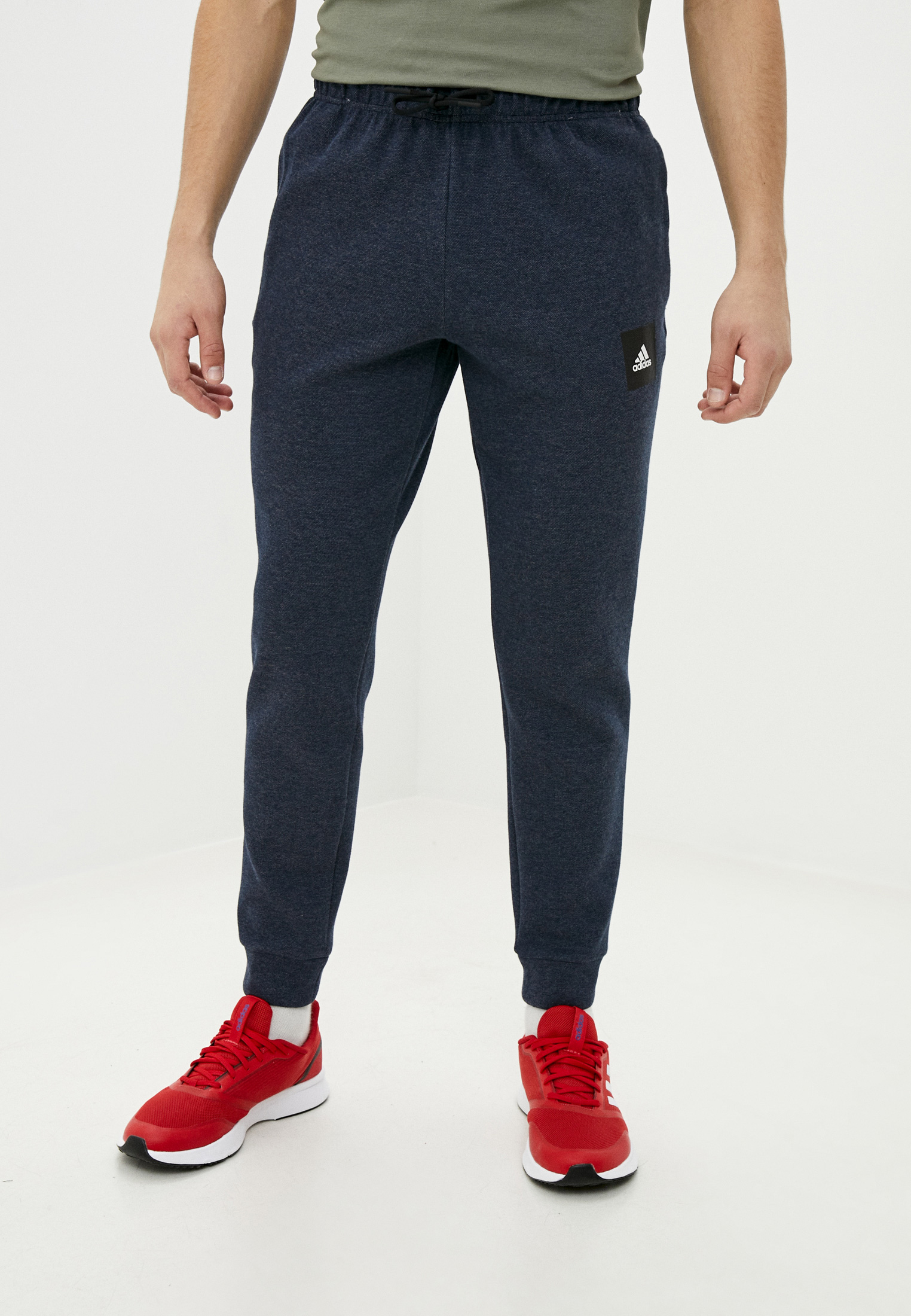 Мужские спортивные брюки Adidas (Адидас) FL4014: изображение 1