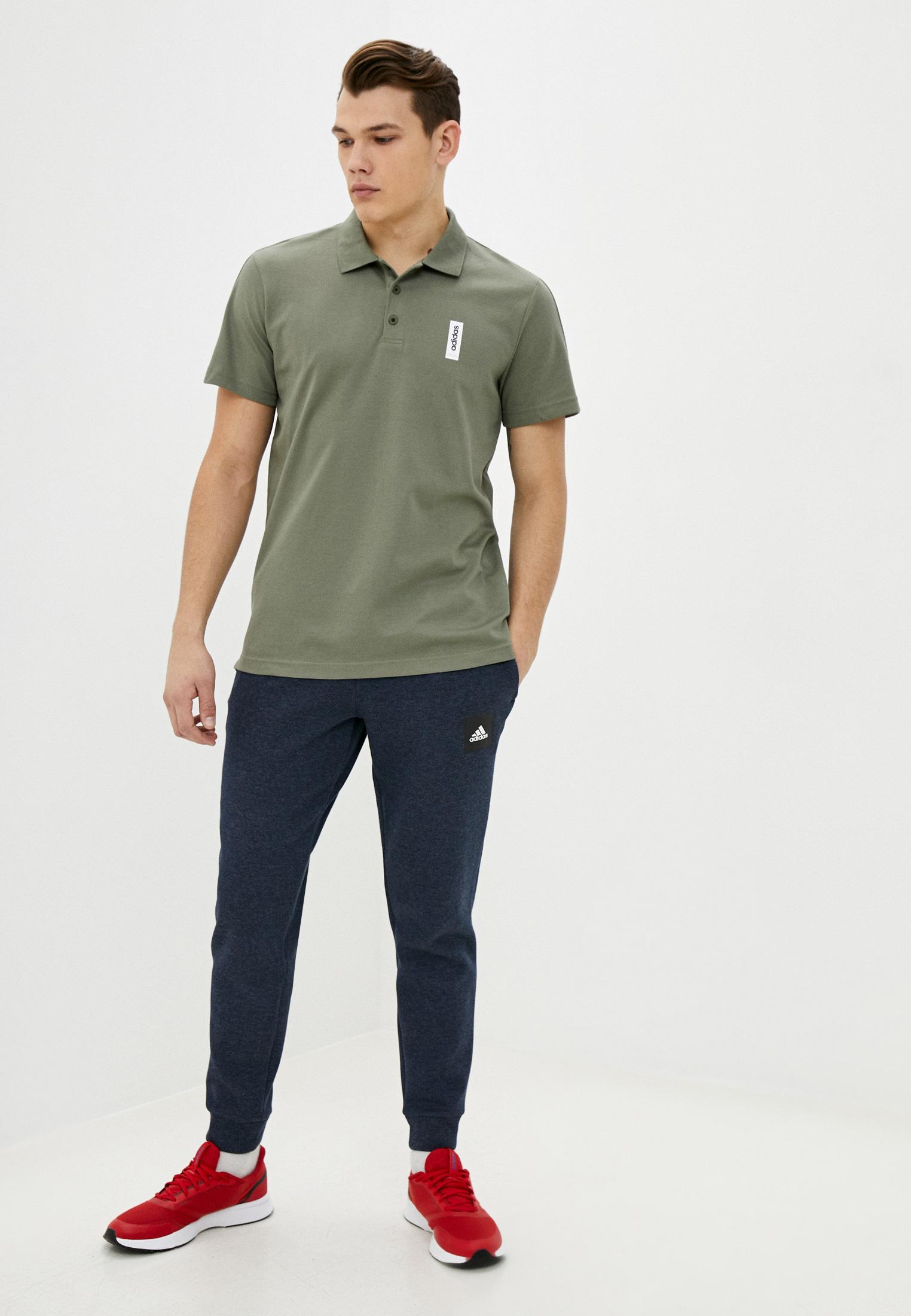 Мужские спортивные брюки Adidas (Адидас) FL4014: изображение 2