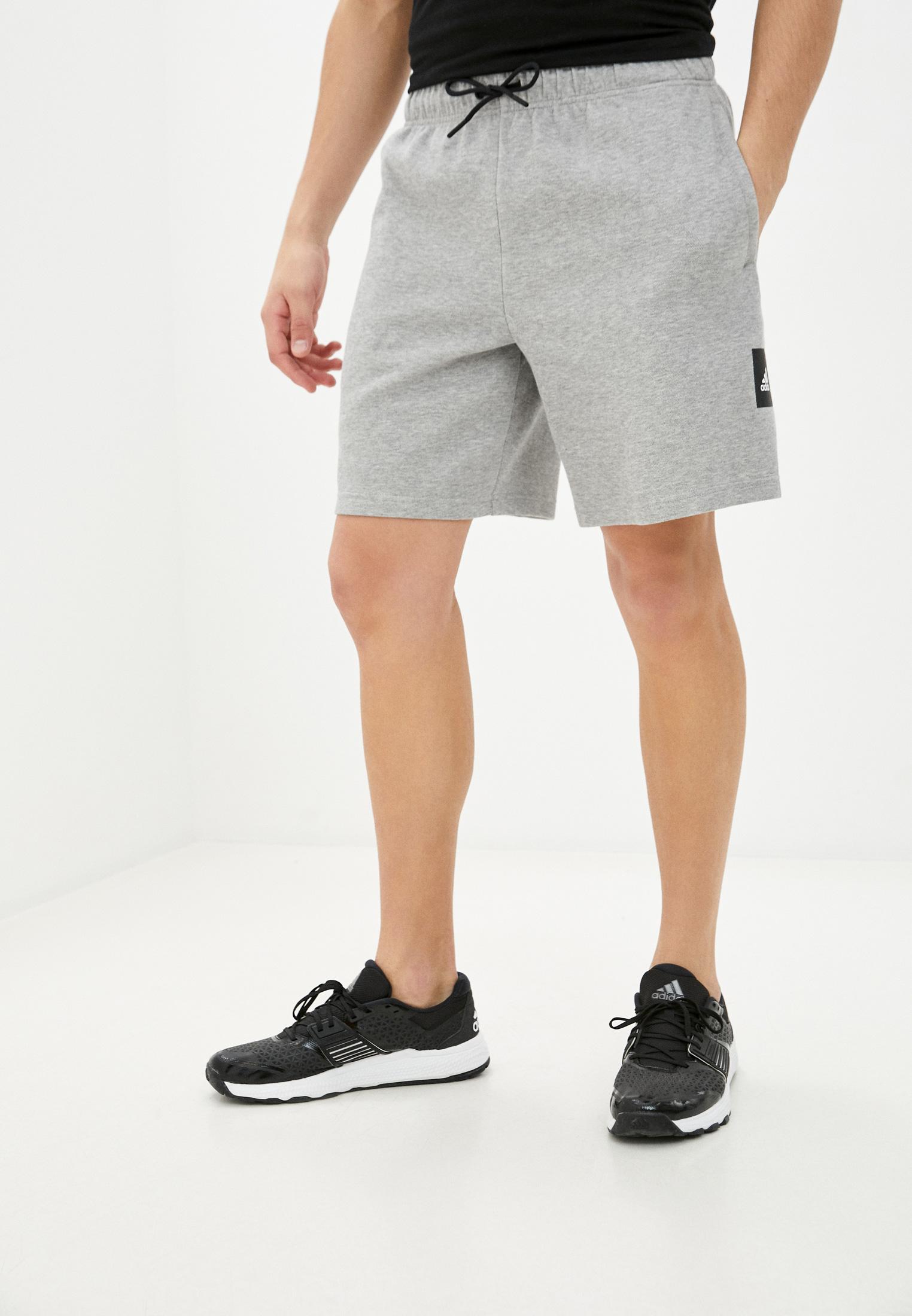 Мужские спортивные шорты Adidas (Адидас) FI4045