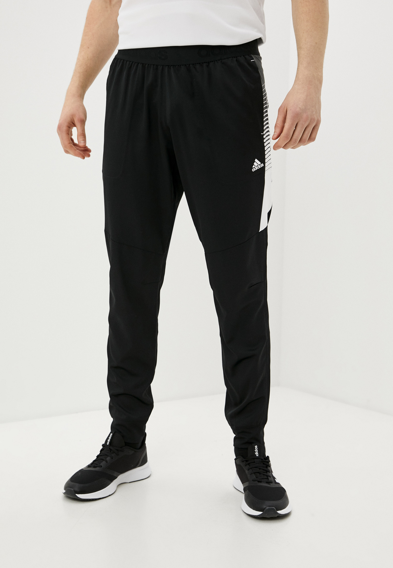 Мужские спортивные брюки Adidas (Адидас) GM2067