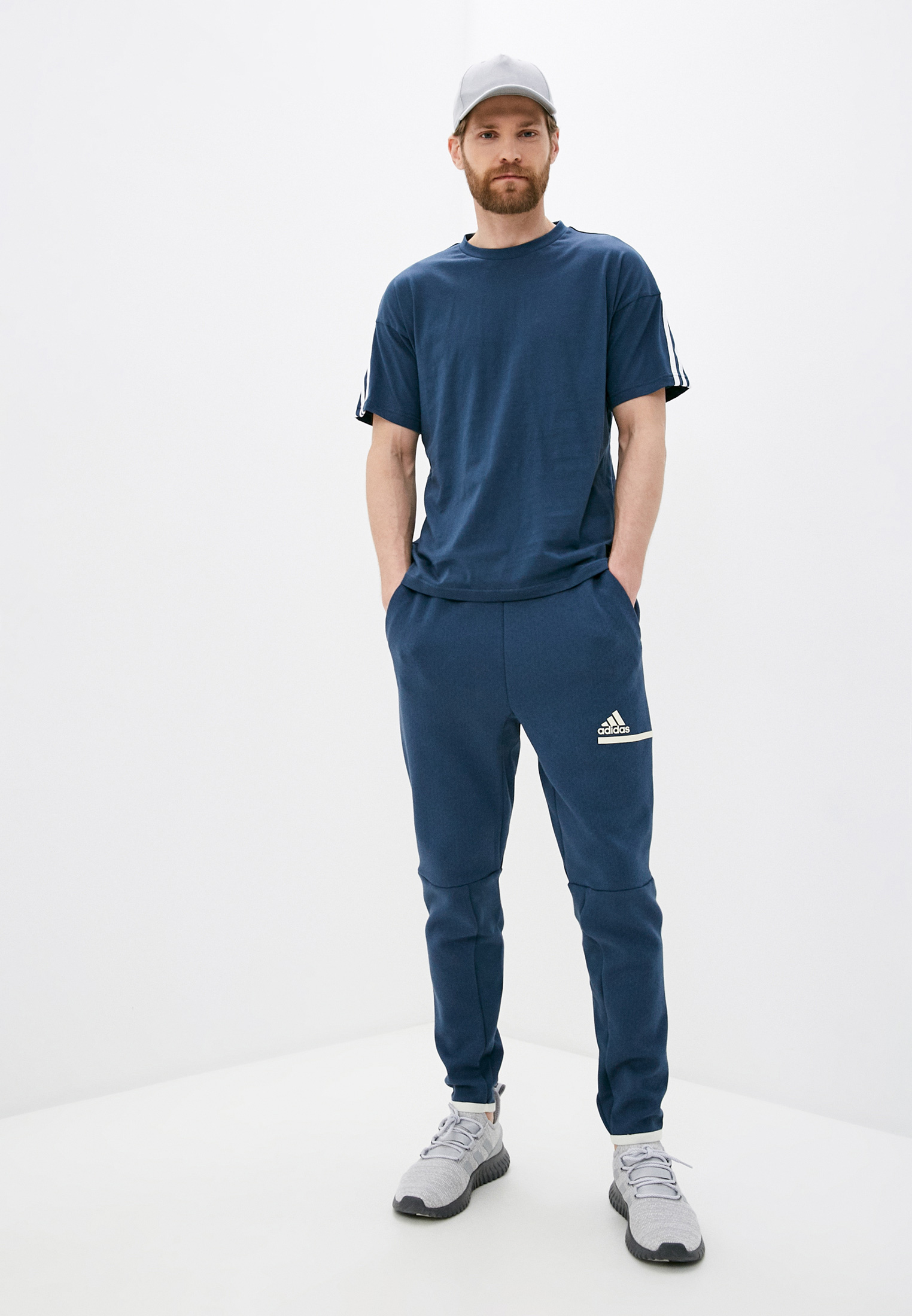 Мужские спортивные брюки Adidas (Адидас) GN6836: изображение 2
