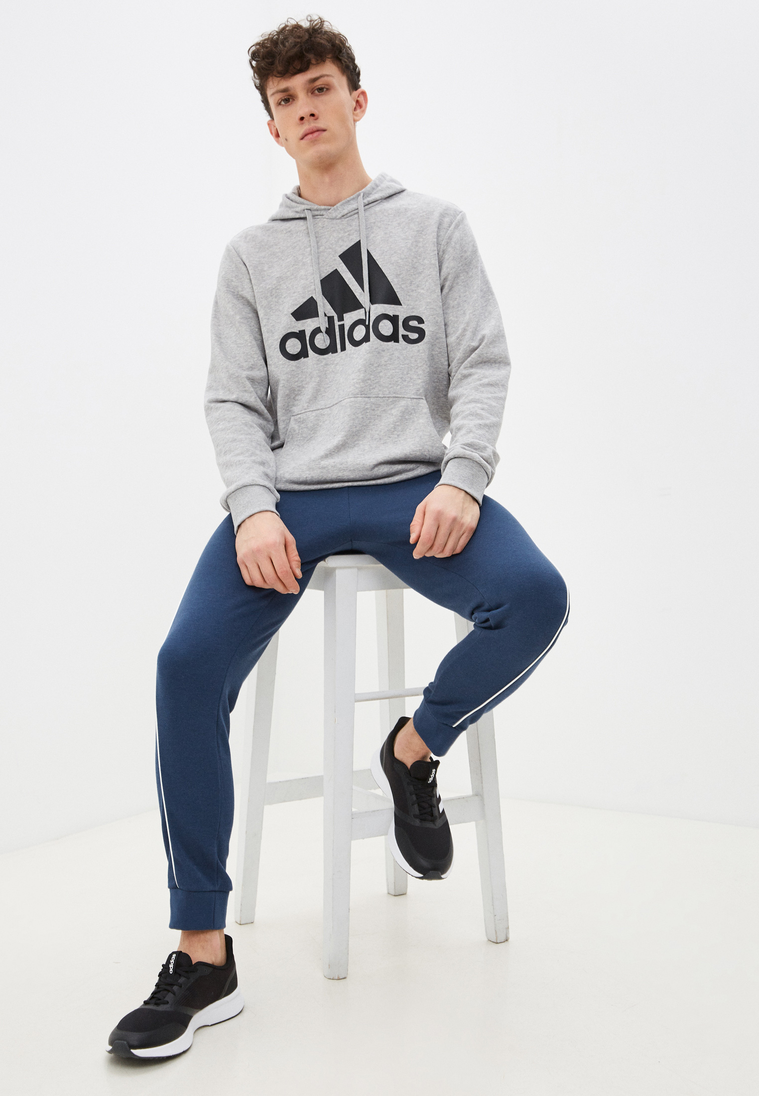 Мужские спортивные брюки Adidas (Адидас) GK9484: изображение 2