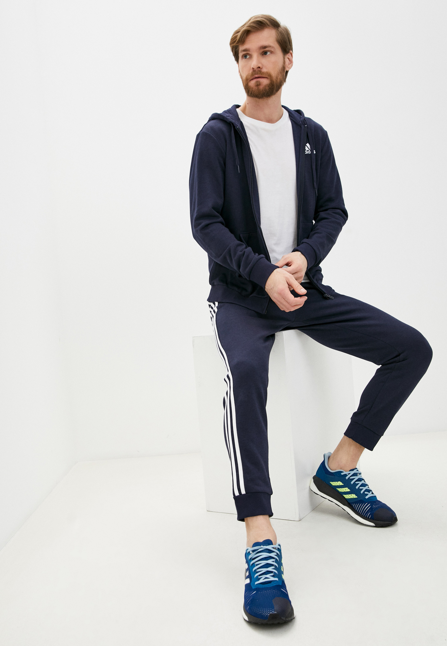 Мужские спортивные брюки Adidas (Адидас) GK8888: изображение 2