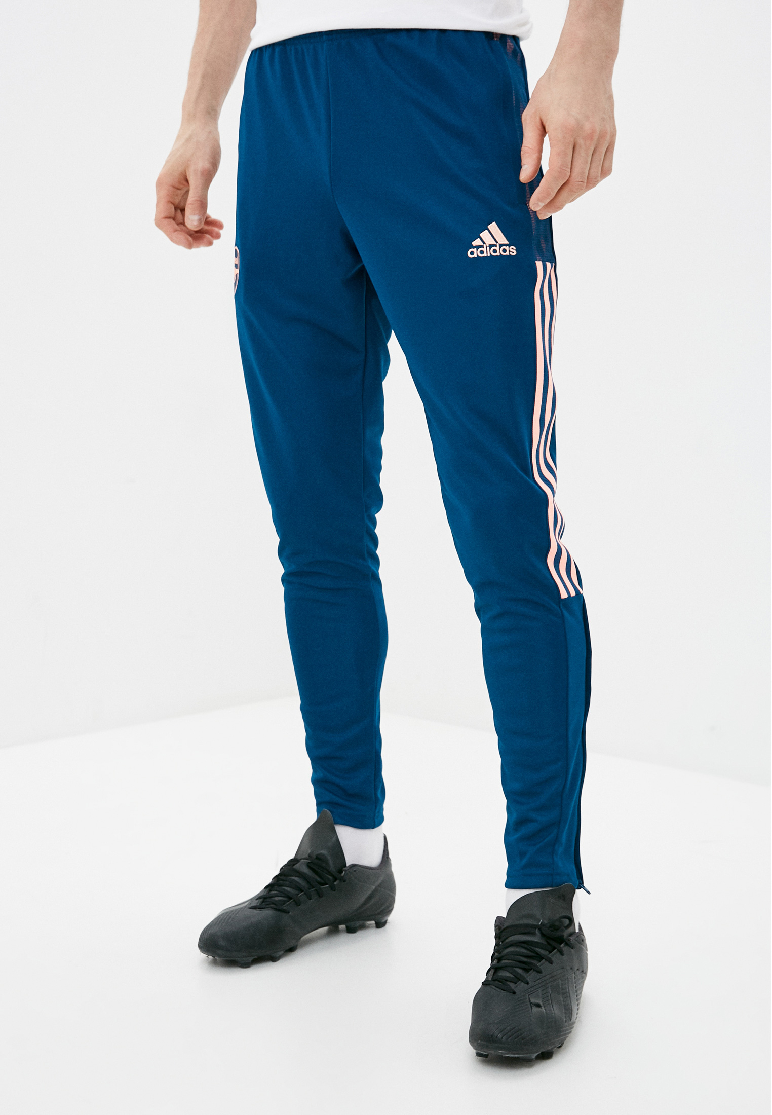 Мужские спортивные брюки Adidas (Адидас) GK9407: изображение 1
