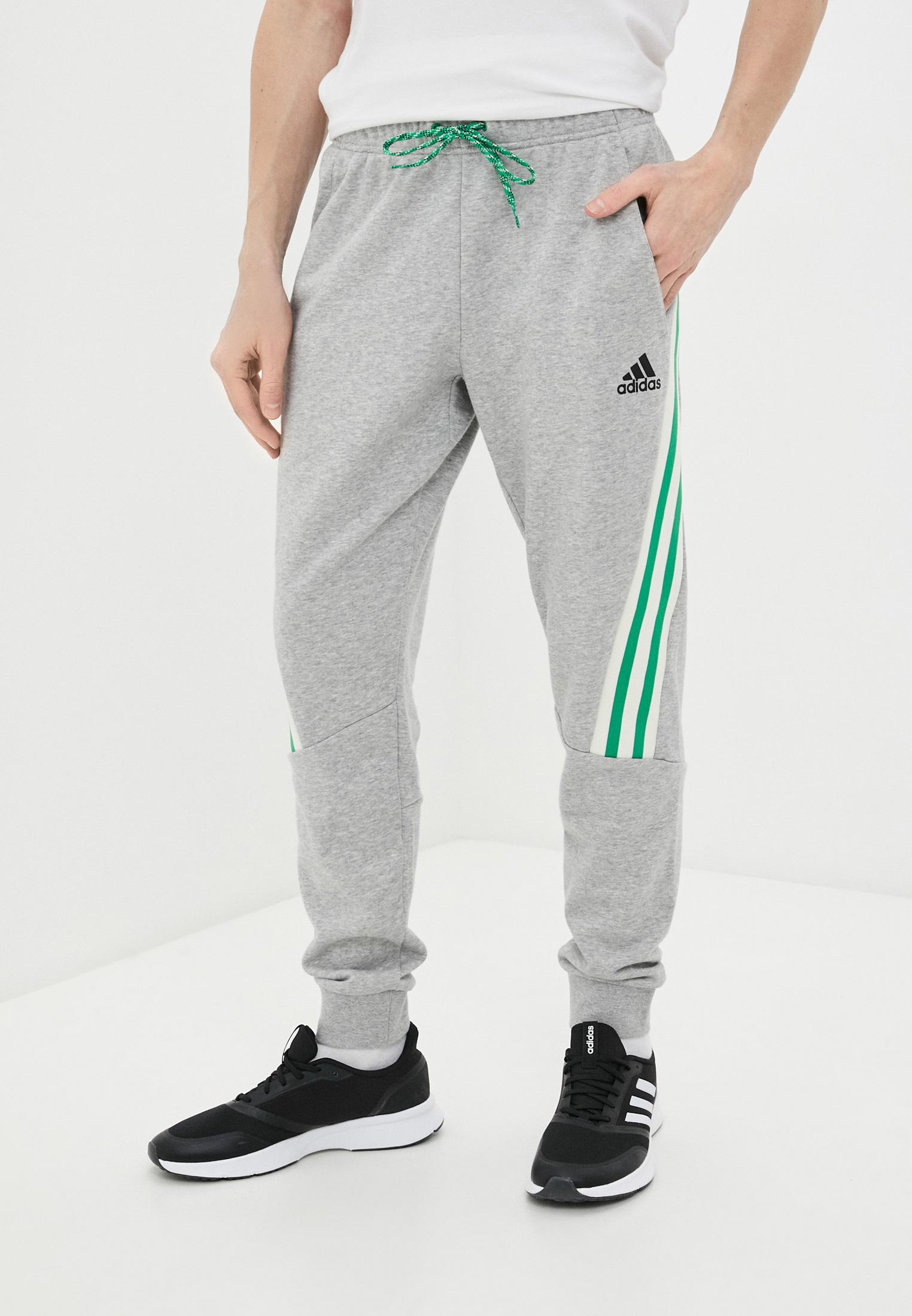 Мужские брюки Adidas (Адидас) Брюки спортивные adidas