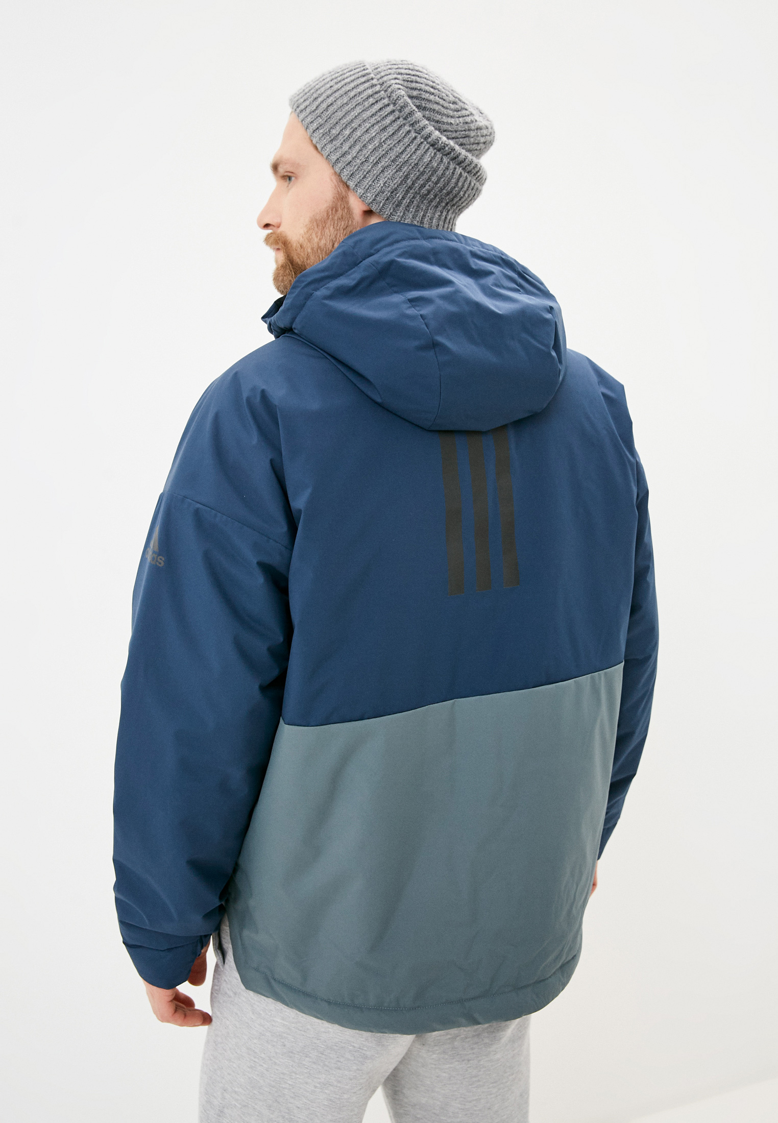 Мужская верхняя одежда Adidas (Адидас) GK8664: изображение 5