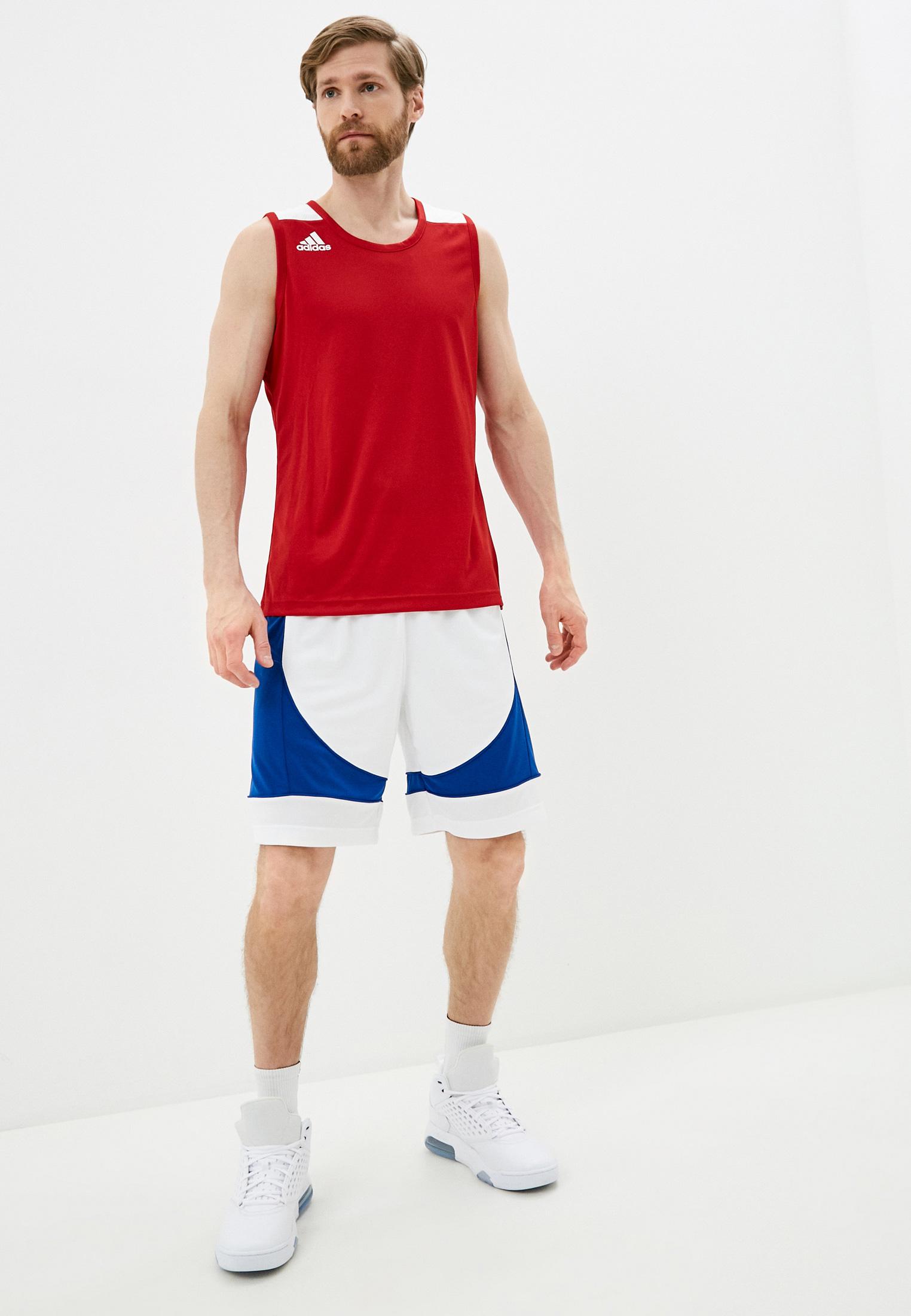 Спортивная майка Adidas (Адидас) DY7372: изображение 2