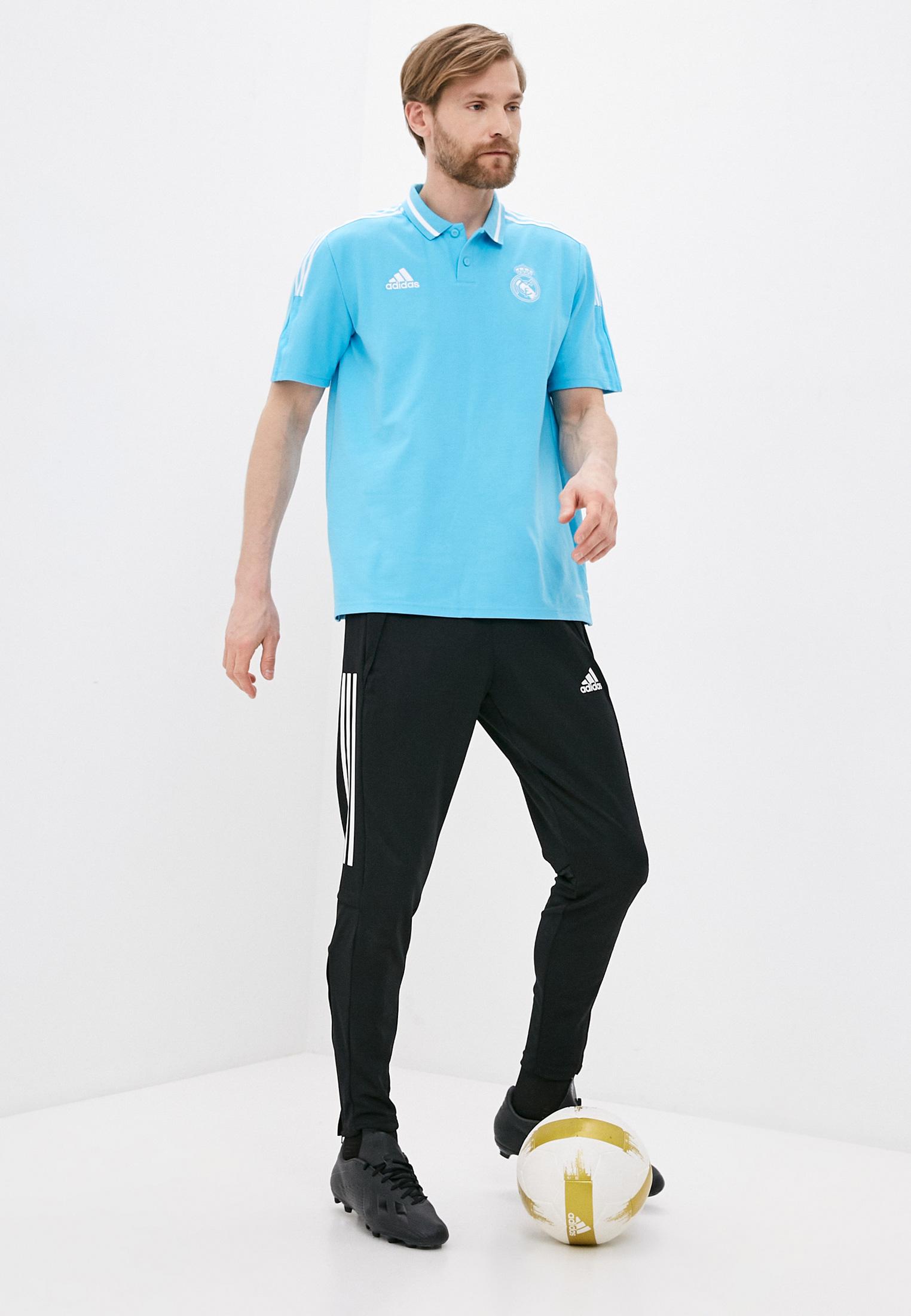 Мужские поло Adidas (Адидас) GL0052: изображение 2