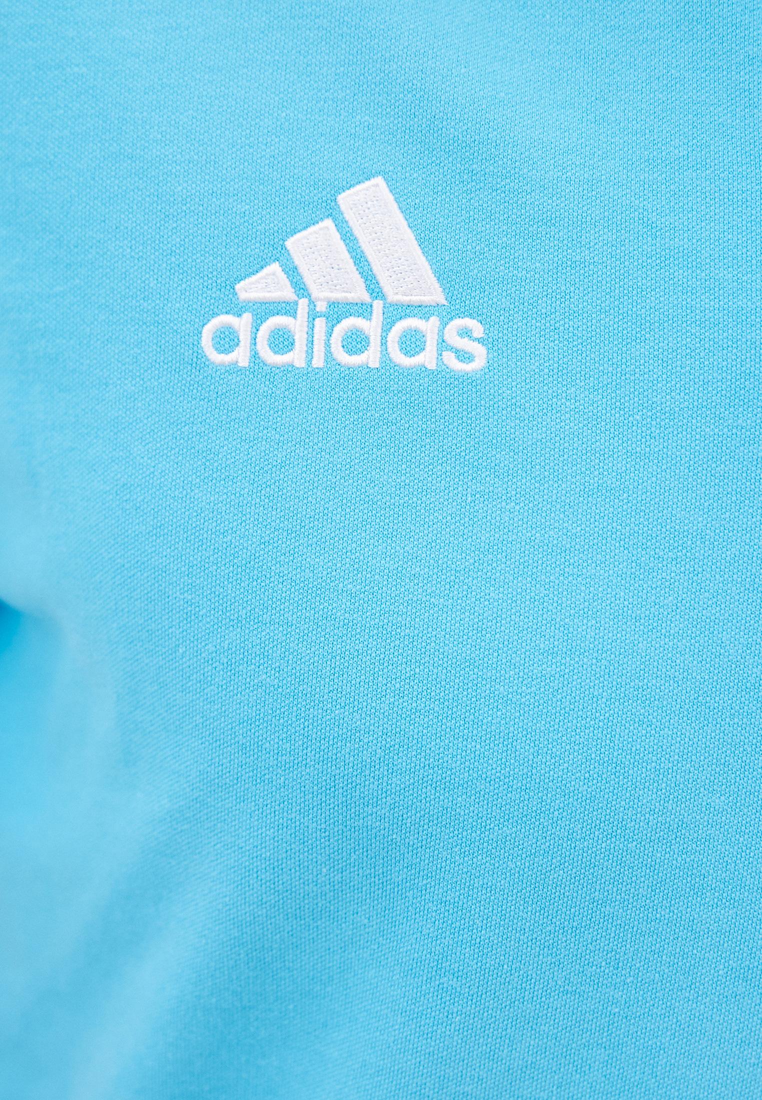 Мужские поло Adidas (Адидас) GL0052: изображение 4