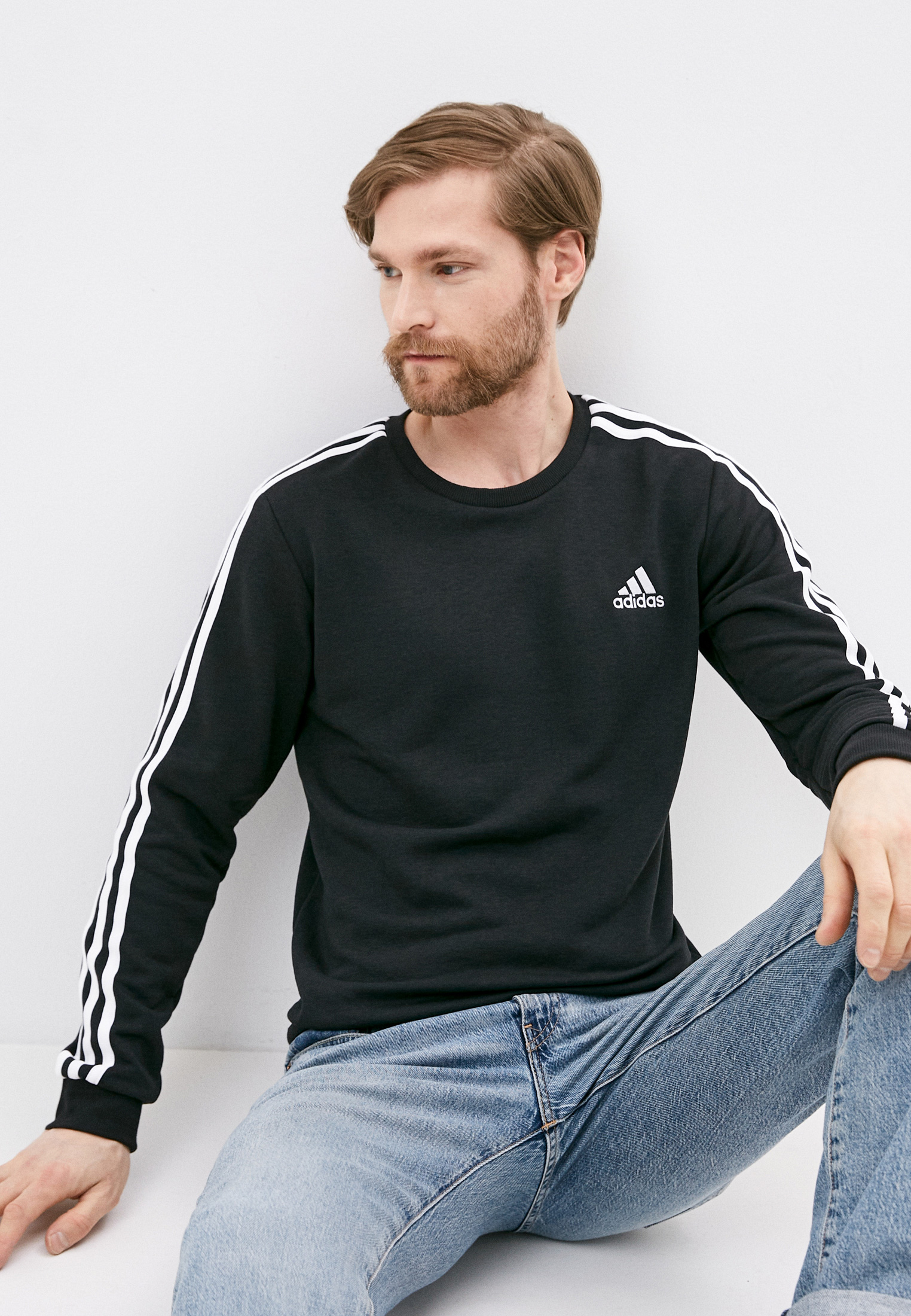 Толстовка Adidas (Адидас) GK9078