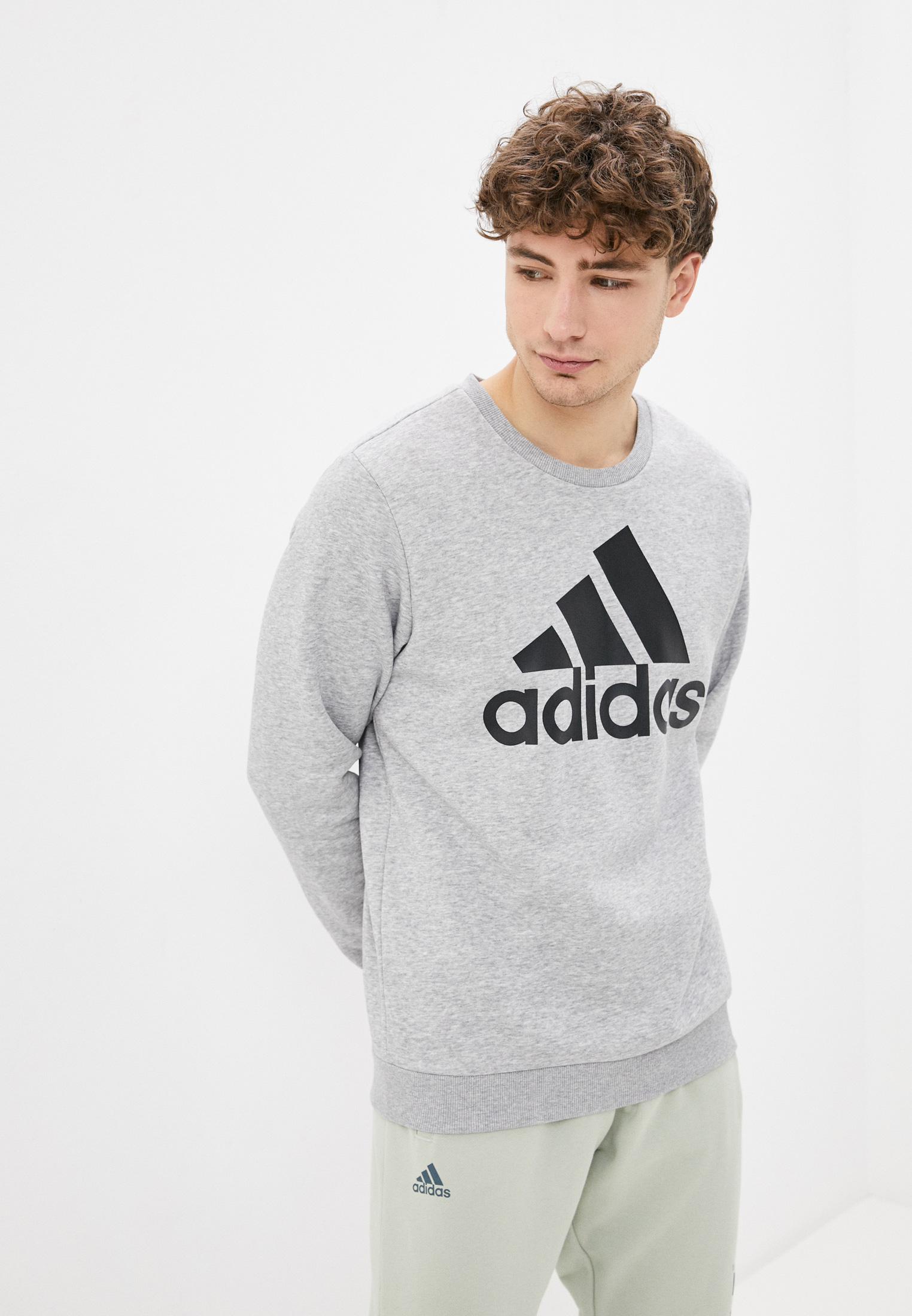 Толстовка Adidas (Адидас) GK9075