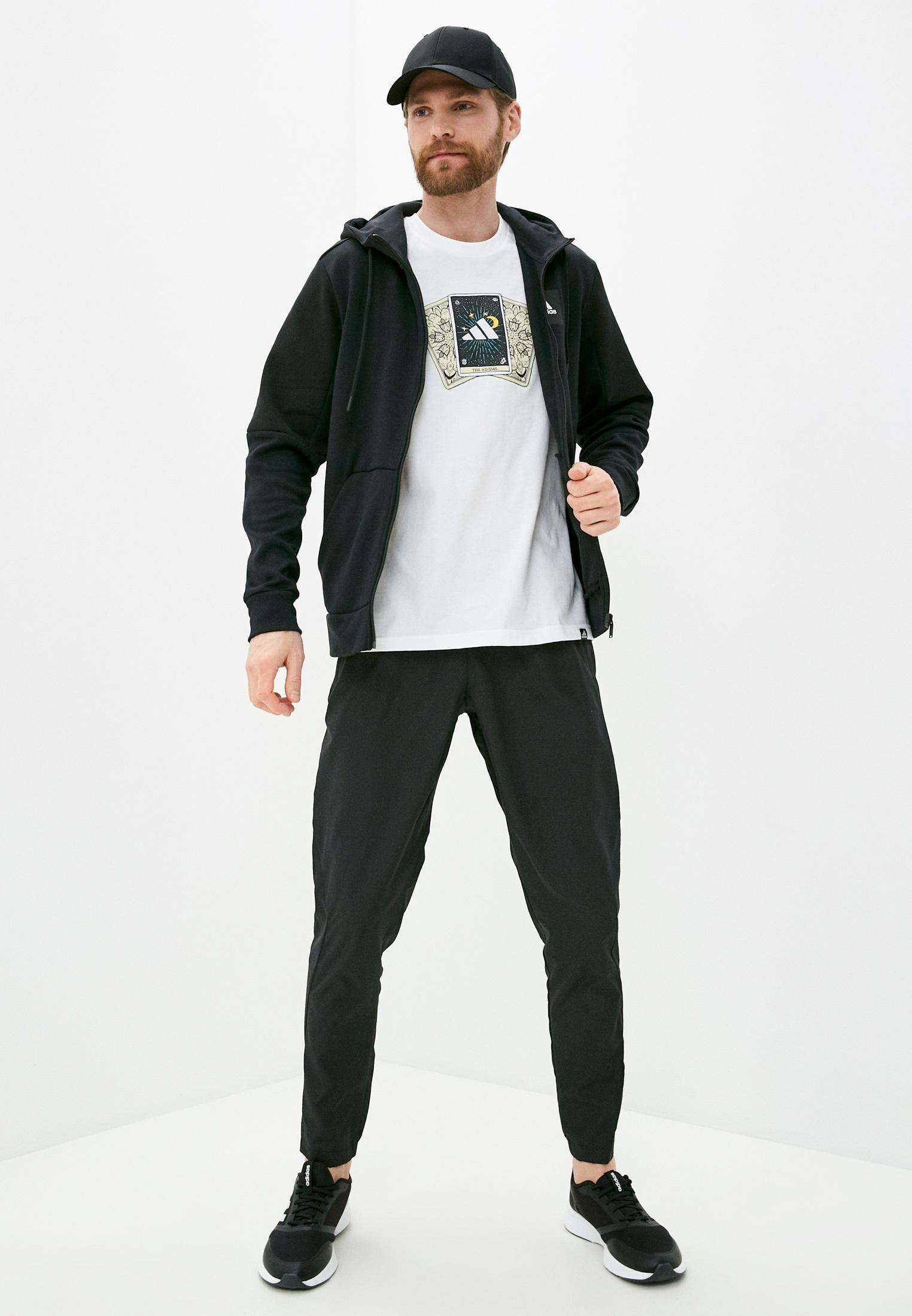 Толстовка Adidas (Адидас) FR7158: изображение 2