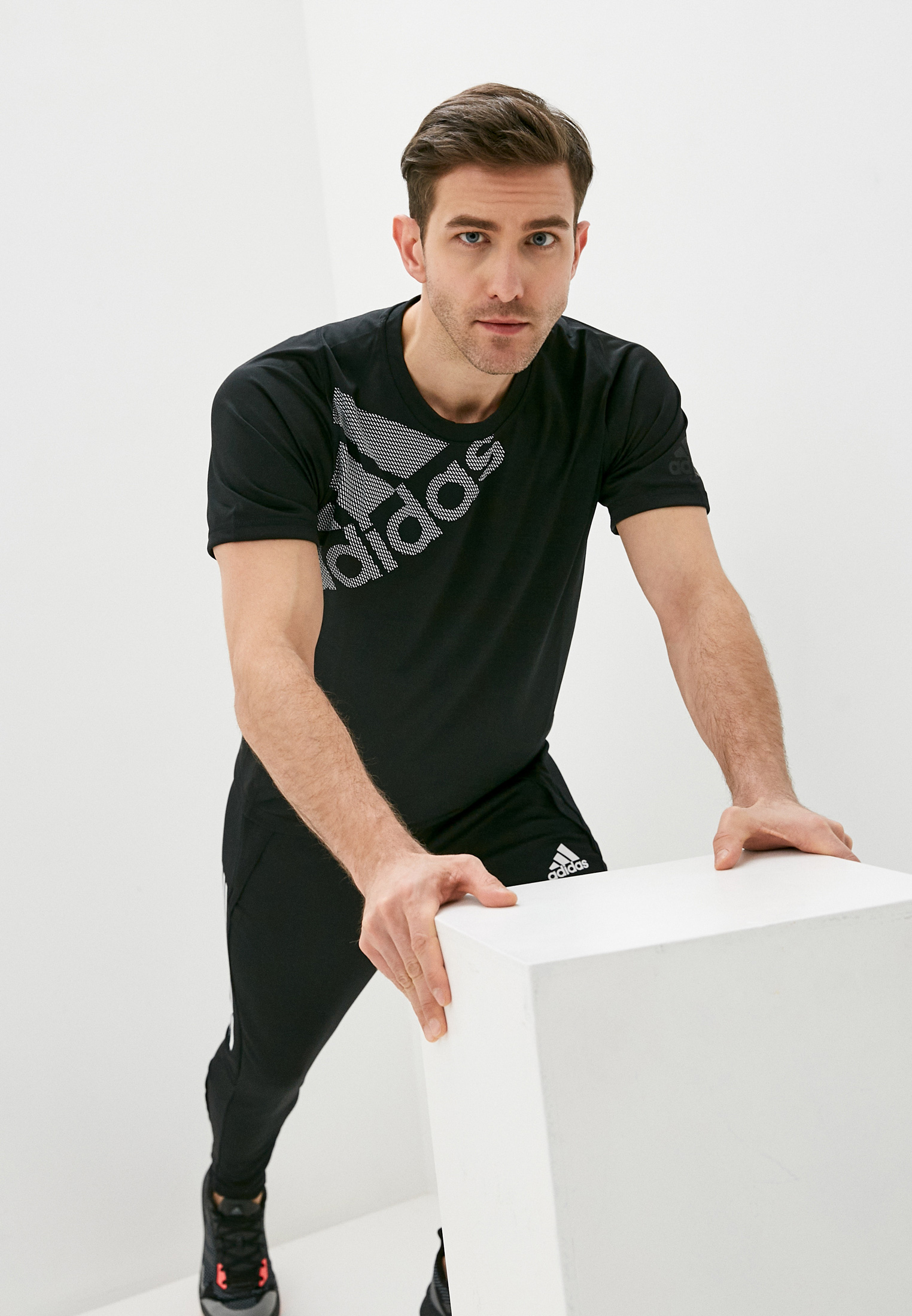 Футболка Adidas (Адидас) DU0902